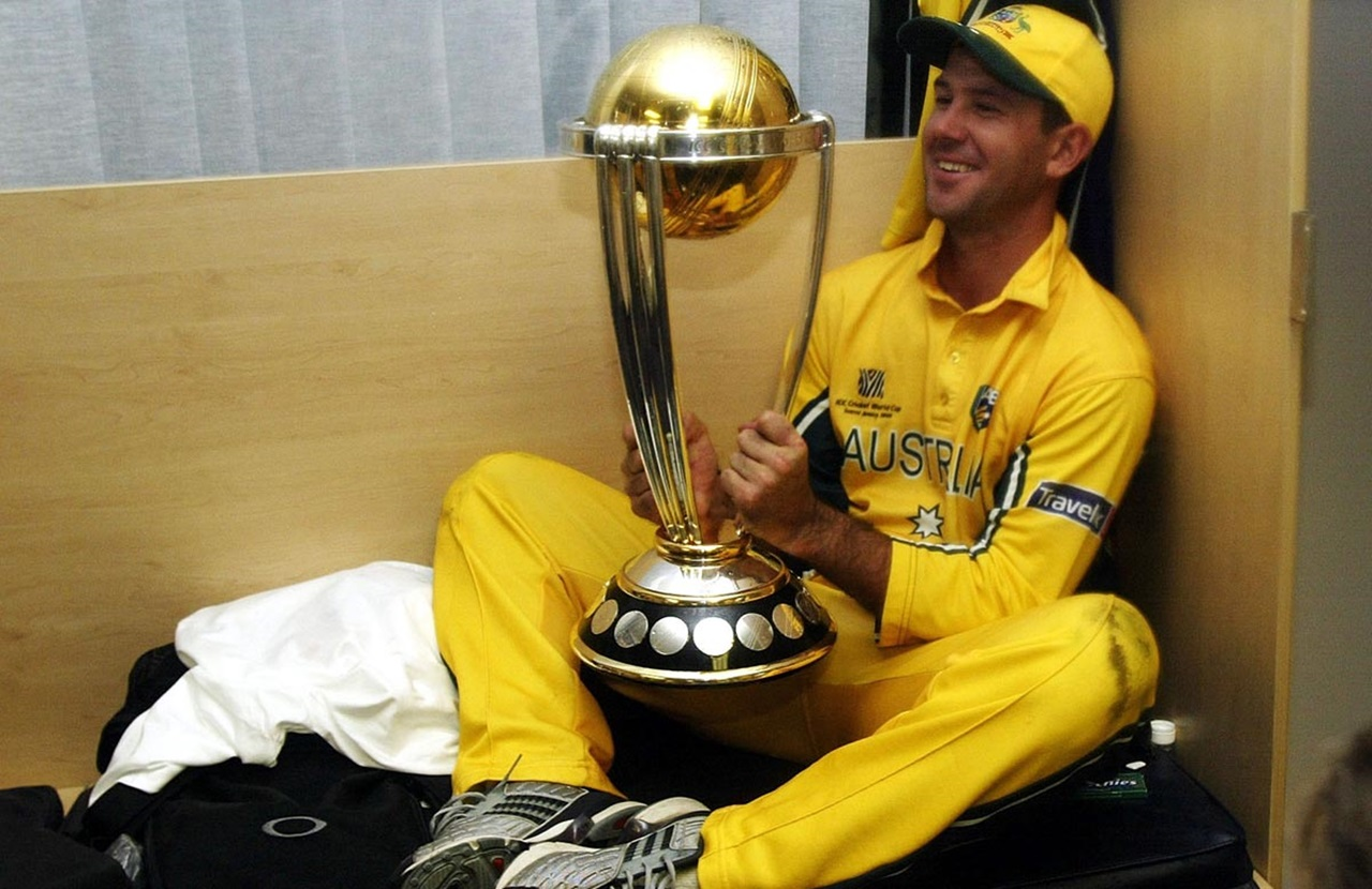Image result for Ricky Ponting World Cup