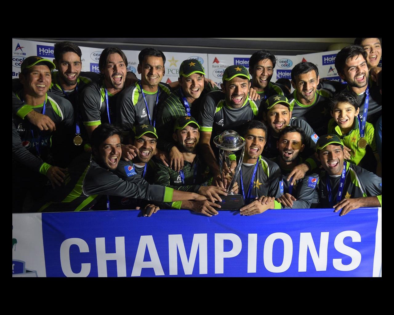 Pakistan takes series over Zimbabwe 2-0 | cricket com au