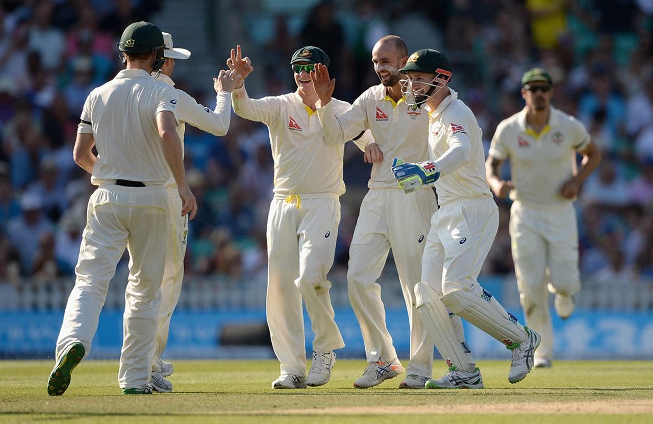 6135920ed448 Australia close in on fifth Test win