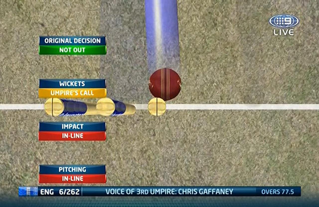 Umpire's Call' overhaul for DRS | cricket.com.au