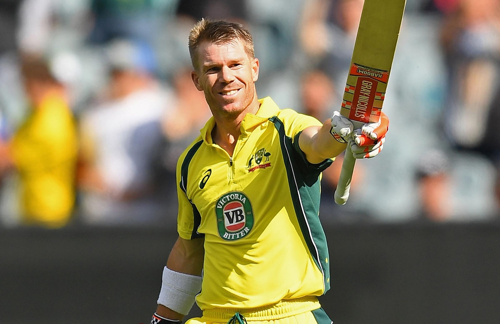 More History For Warner At The Mcg Cricket Com Au