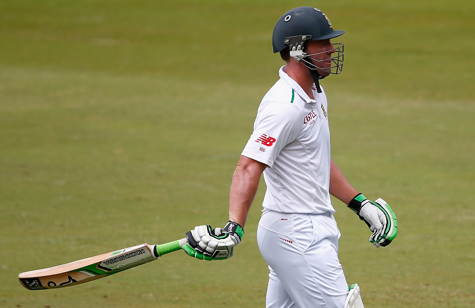 De Villiers Out Of New Zealand Tests