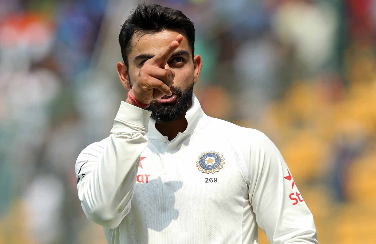 Cheating Kohli S Press Conference Inference Cricket Com Au