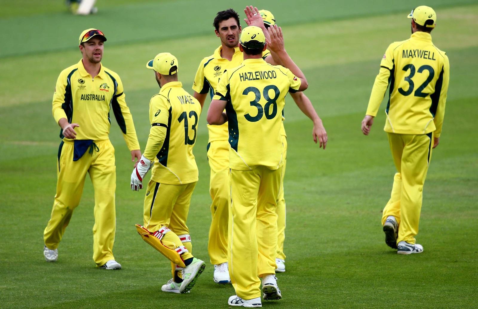 Icc Champions Trophy Day Five Wrap Cricket Com Au
