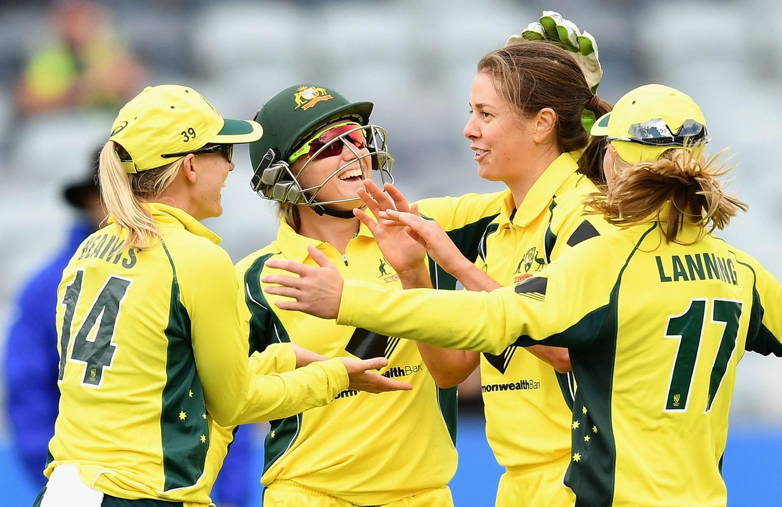 New Official Name For Australia Women Cricket Com Au