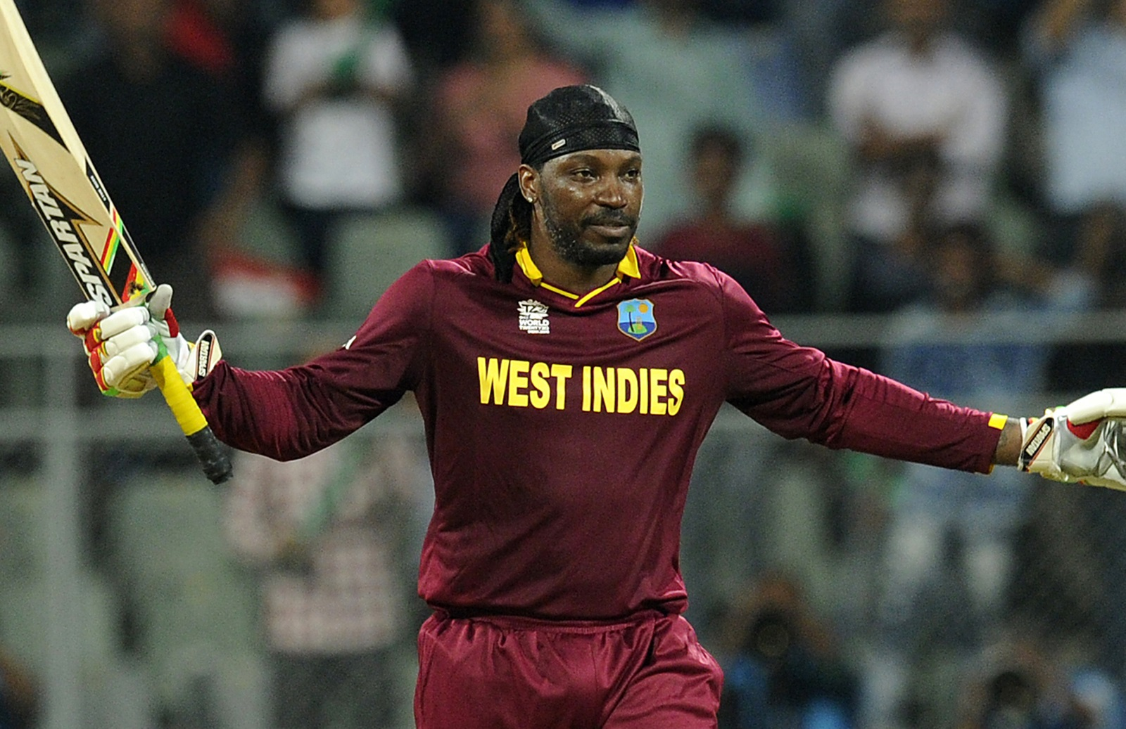 Image result for Chris Gayle century T20