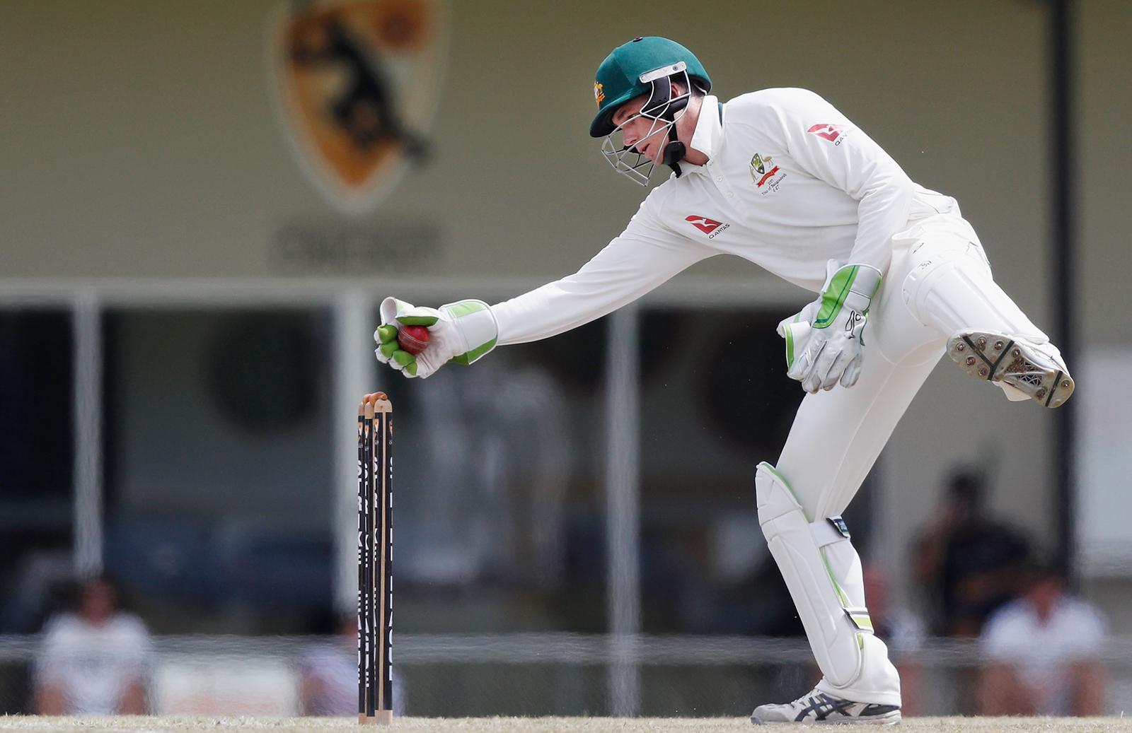 Keeper Switch Would Be A Mistake Healy Cricket Com Au