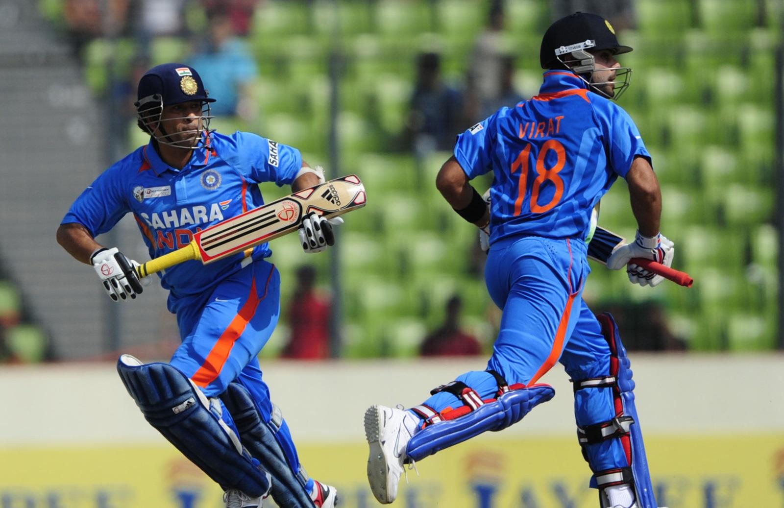 By the numbers: Can Kohli top Tendulkar?   cricket.com.au