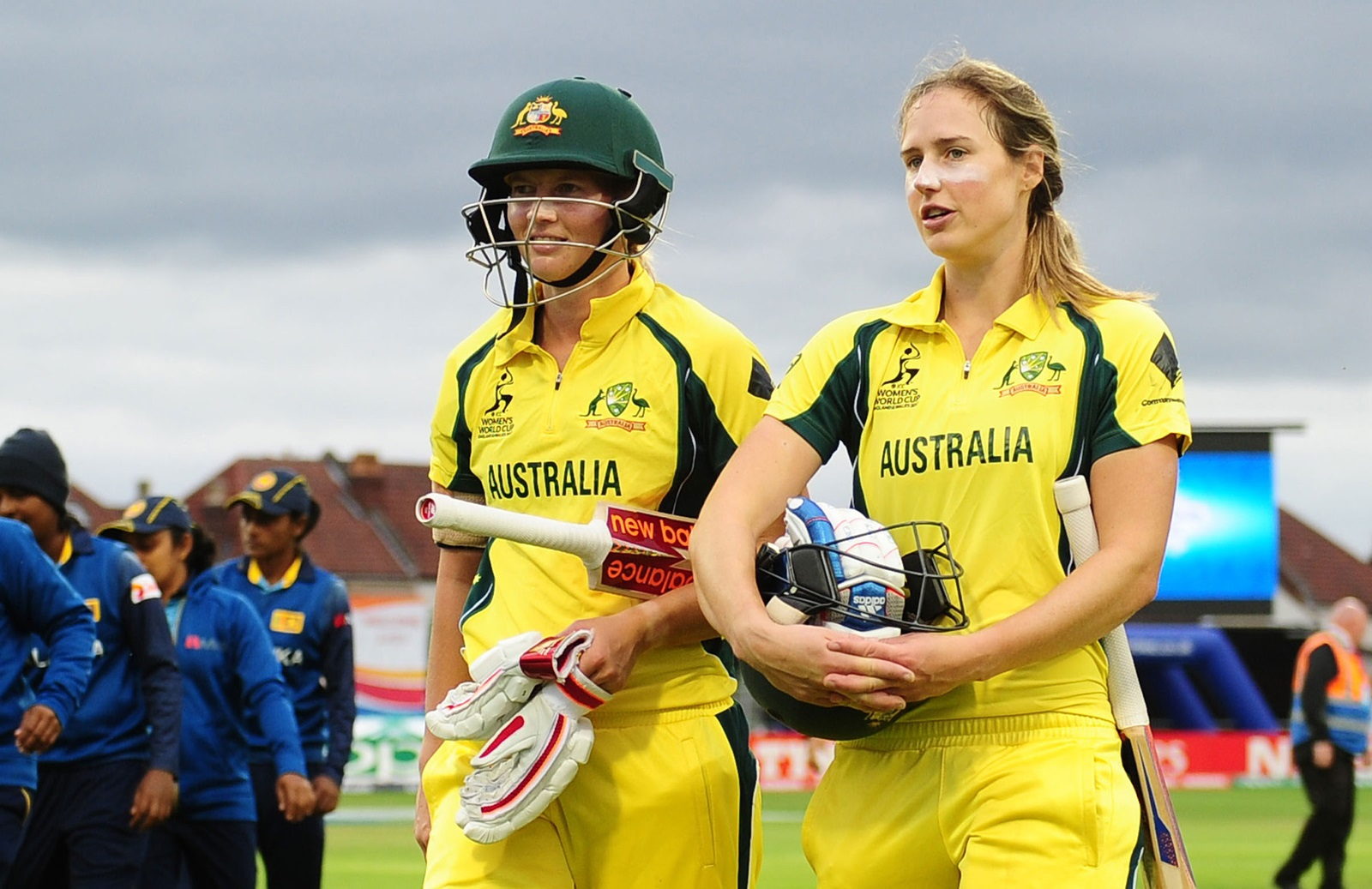 Our Best Women S Odi Team Of 2017 Cricket Com Au
