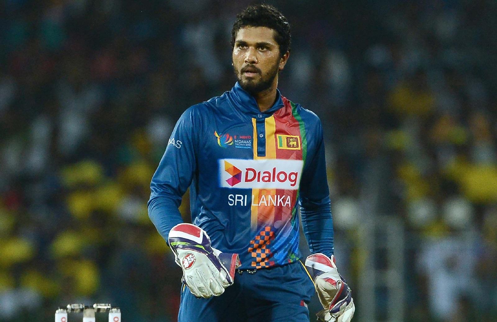 SL skipper Chandimal cops two-match ban   cricket.com.au