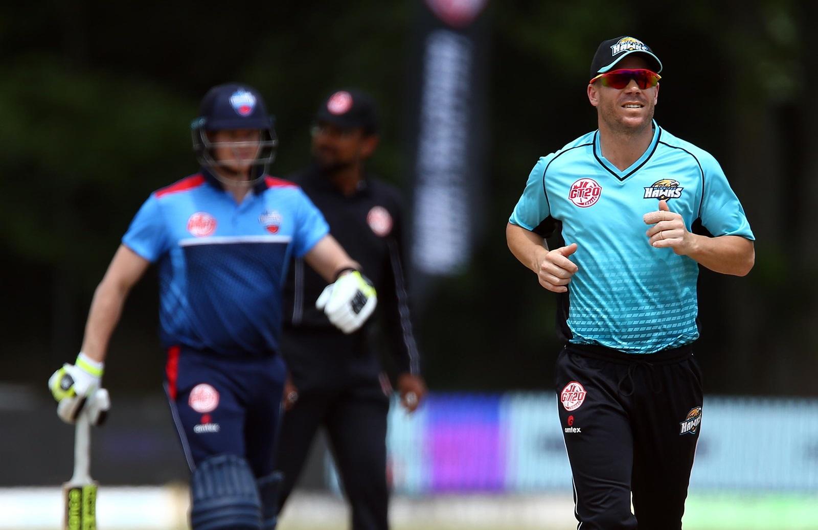 Warner Downs Smith In Canada T20 Cricket Com Au