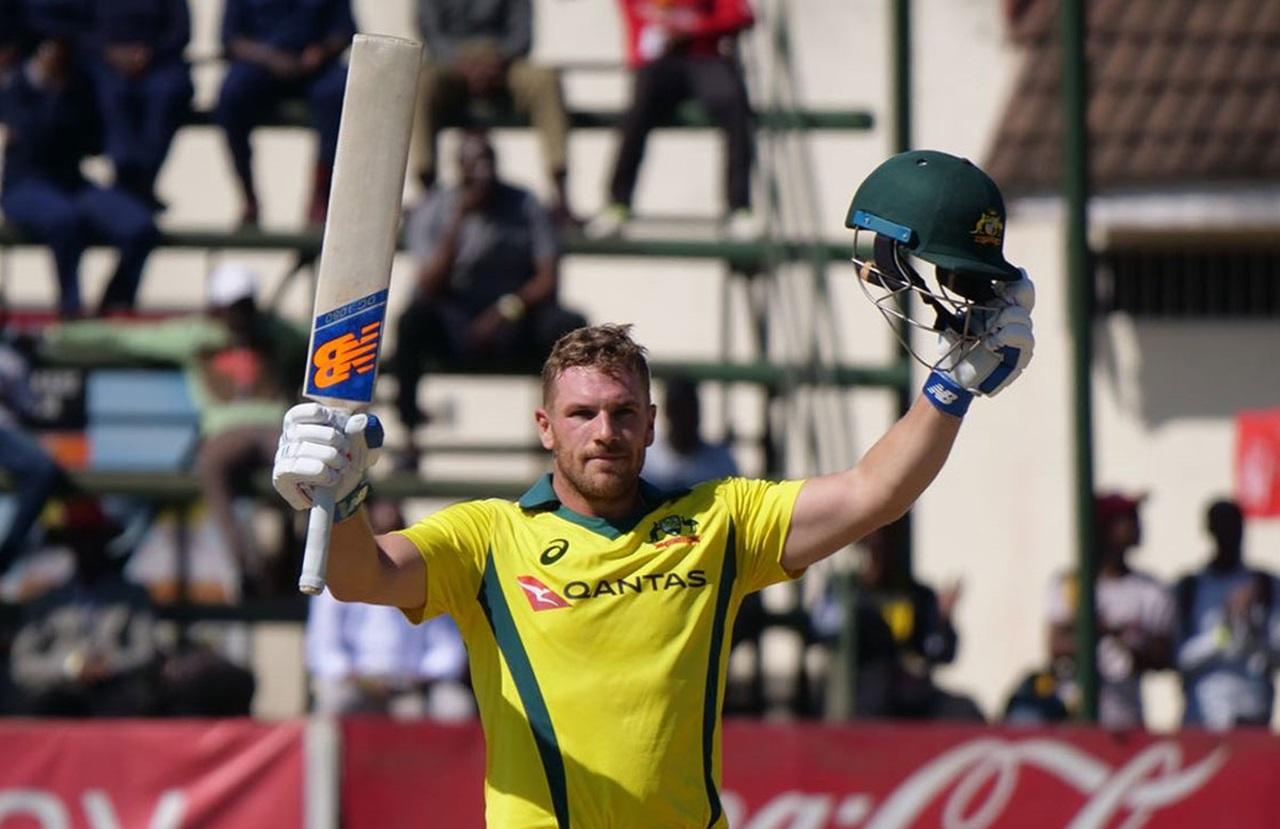 Finch posts highest ever T20I score | cricket.com.au