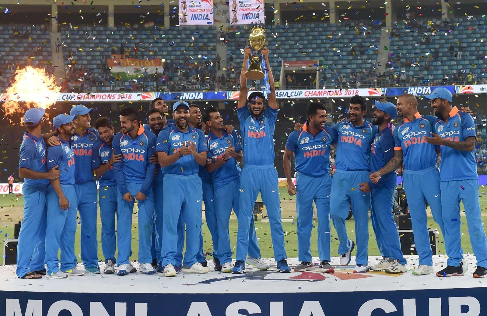 India claim Asia Cup in last-ball thriller | cricket.com.au
