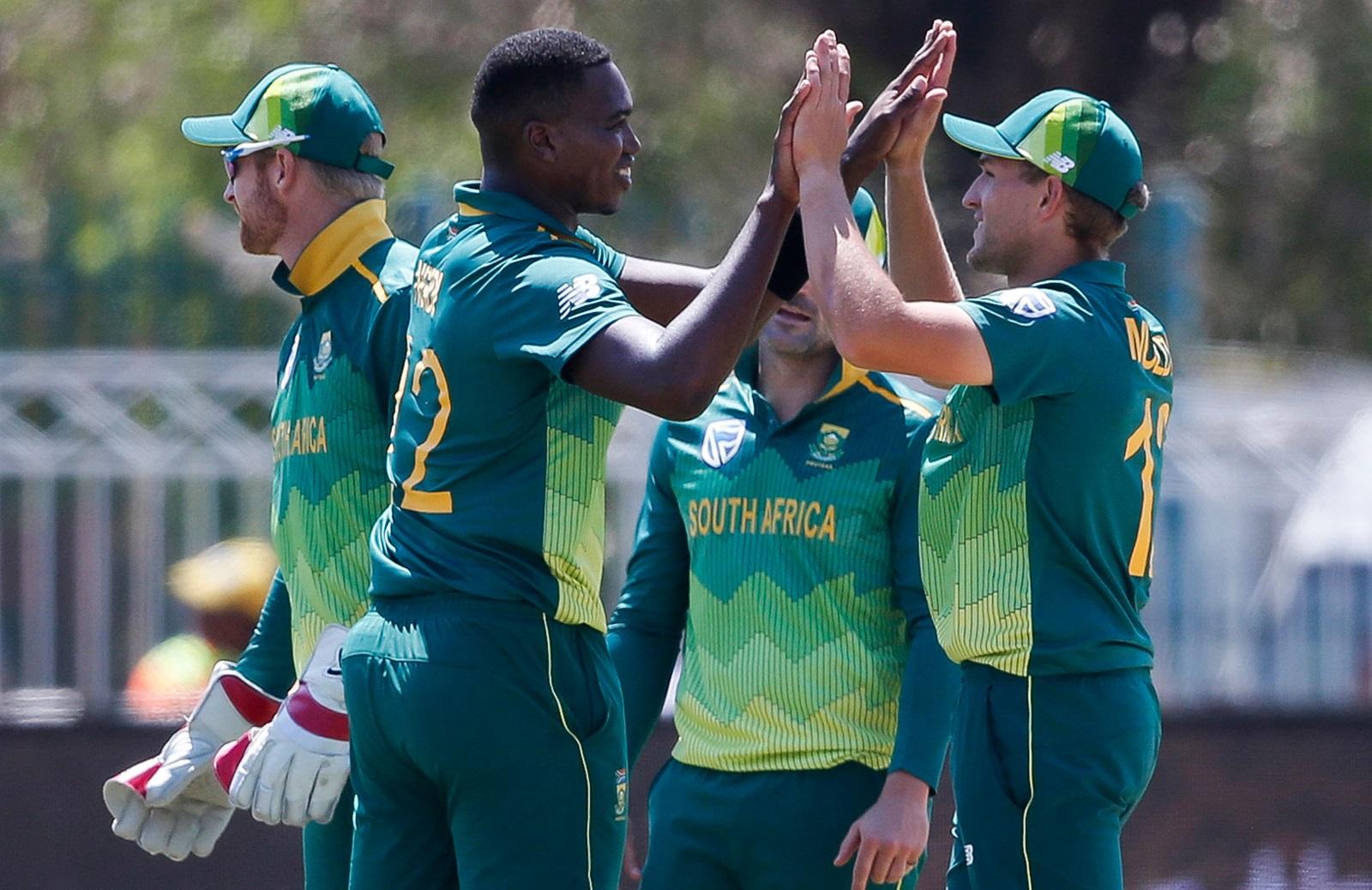 Zimbabwe collapse against South Africa | cricket com au
