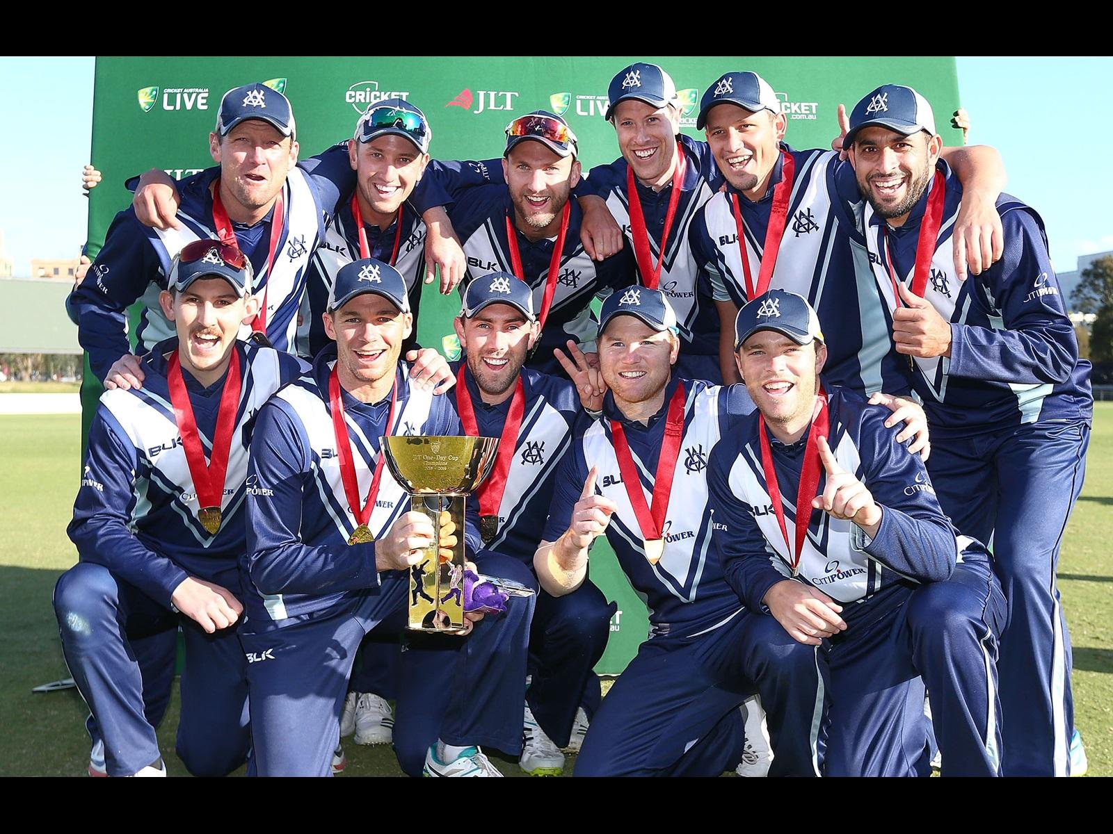 Champions Victoria Storm To Jlt Cup Title Cricket Com Au