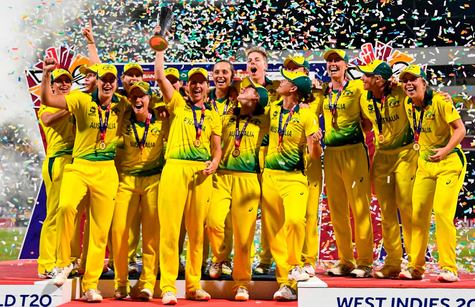 Lofty Goals Set For Aussies T20 Wc Final Cricket Com Au