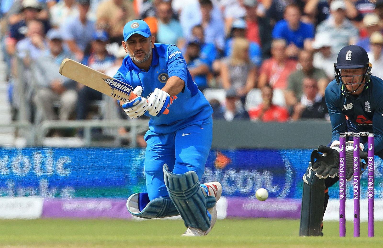India Cricket >> Dhoni Named By India For Australia Odis Cricket Com Au
