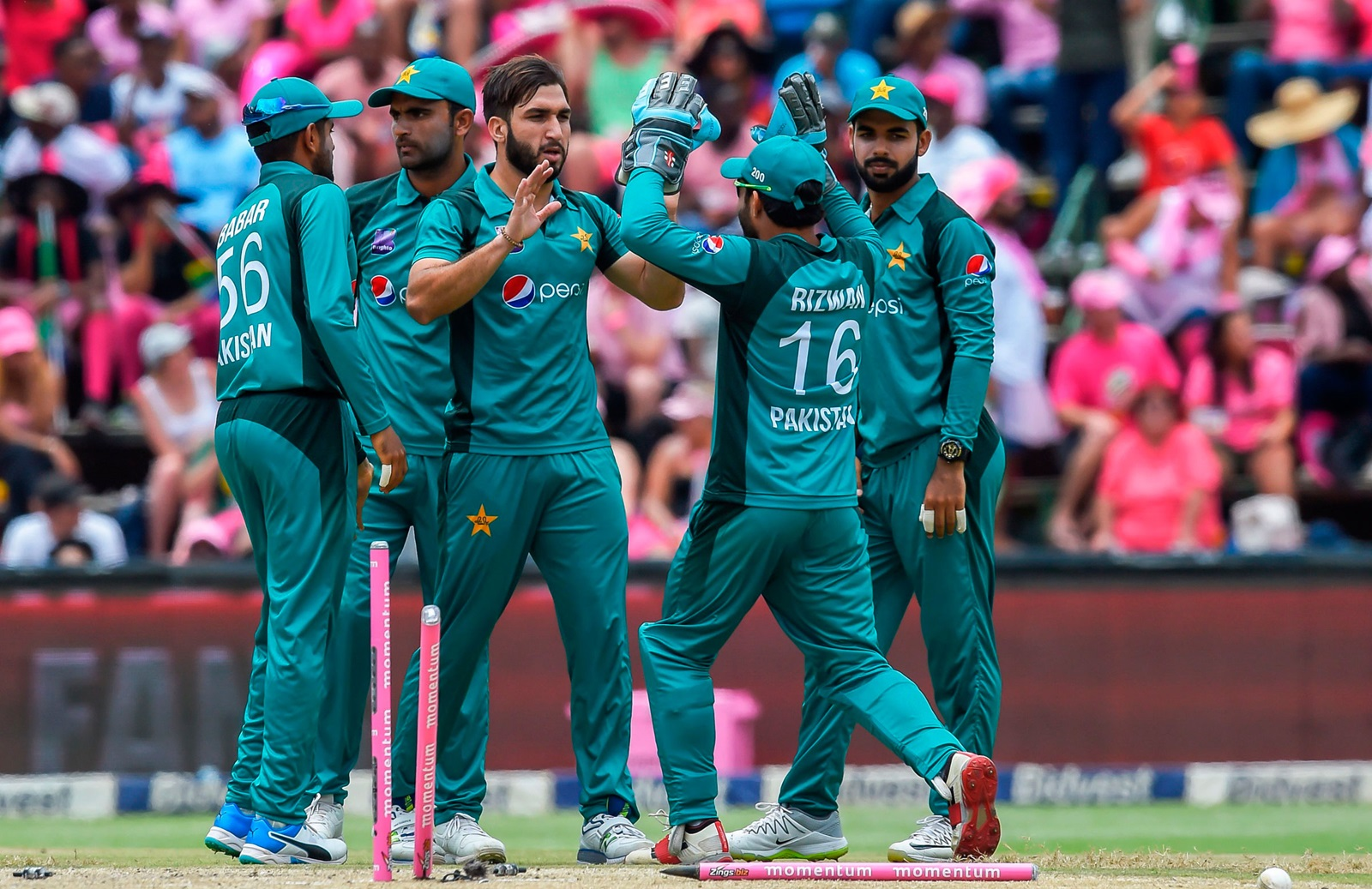Shinwari Helps Pakistan Level Series Cricket Com Au