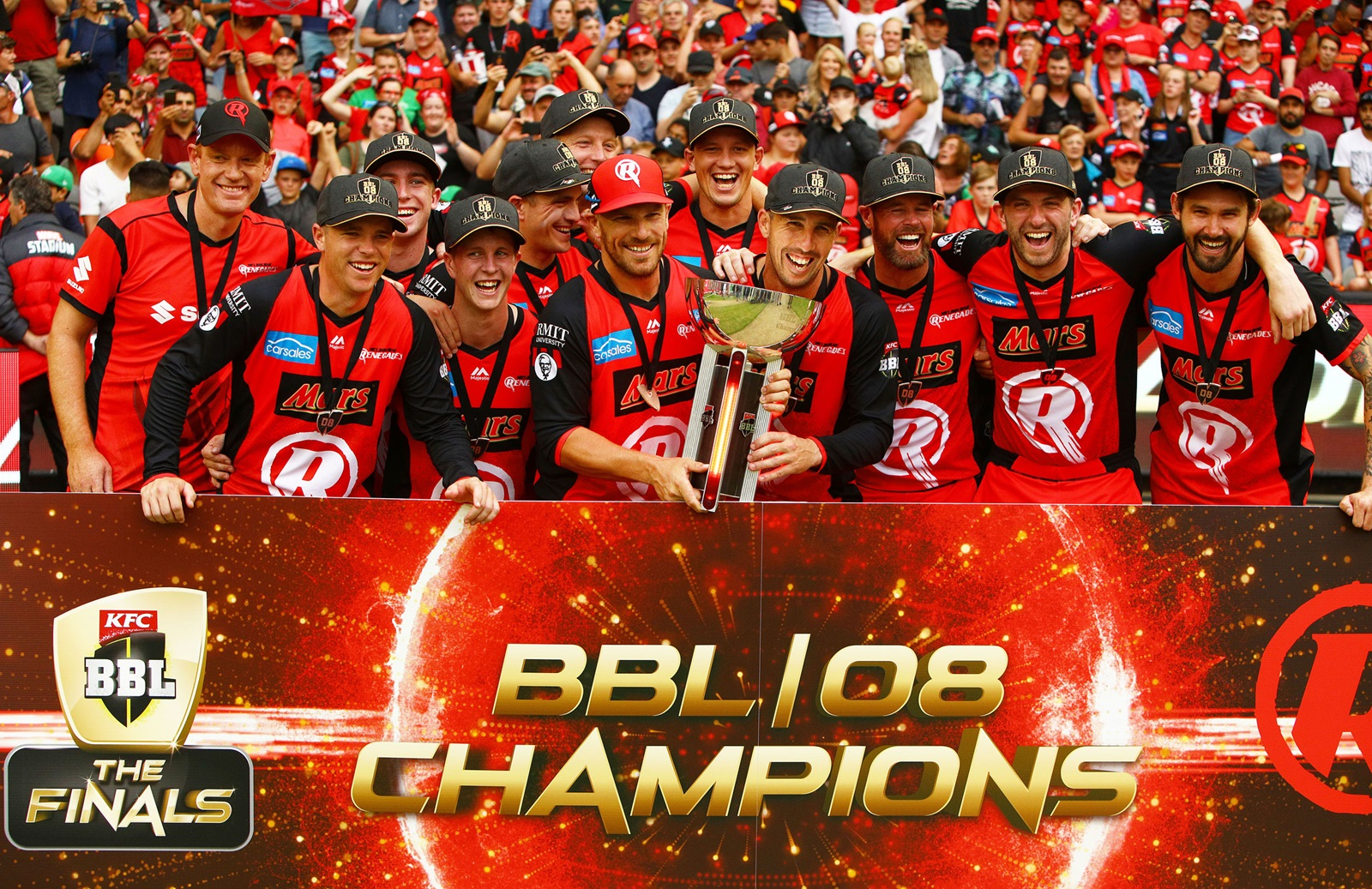 Miracle at Marvel! Stars collapse to hand Gades BBL title