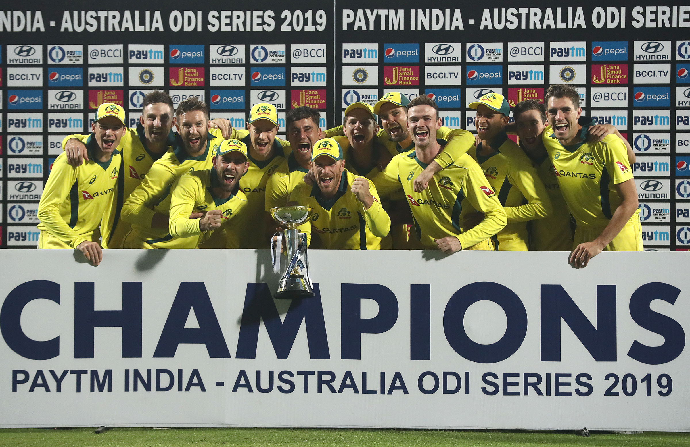 Today image of the day in india australia one year