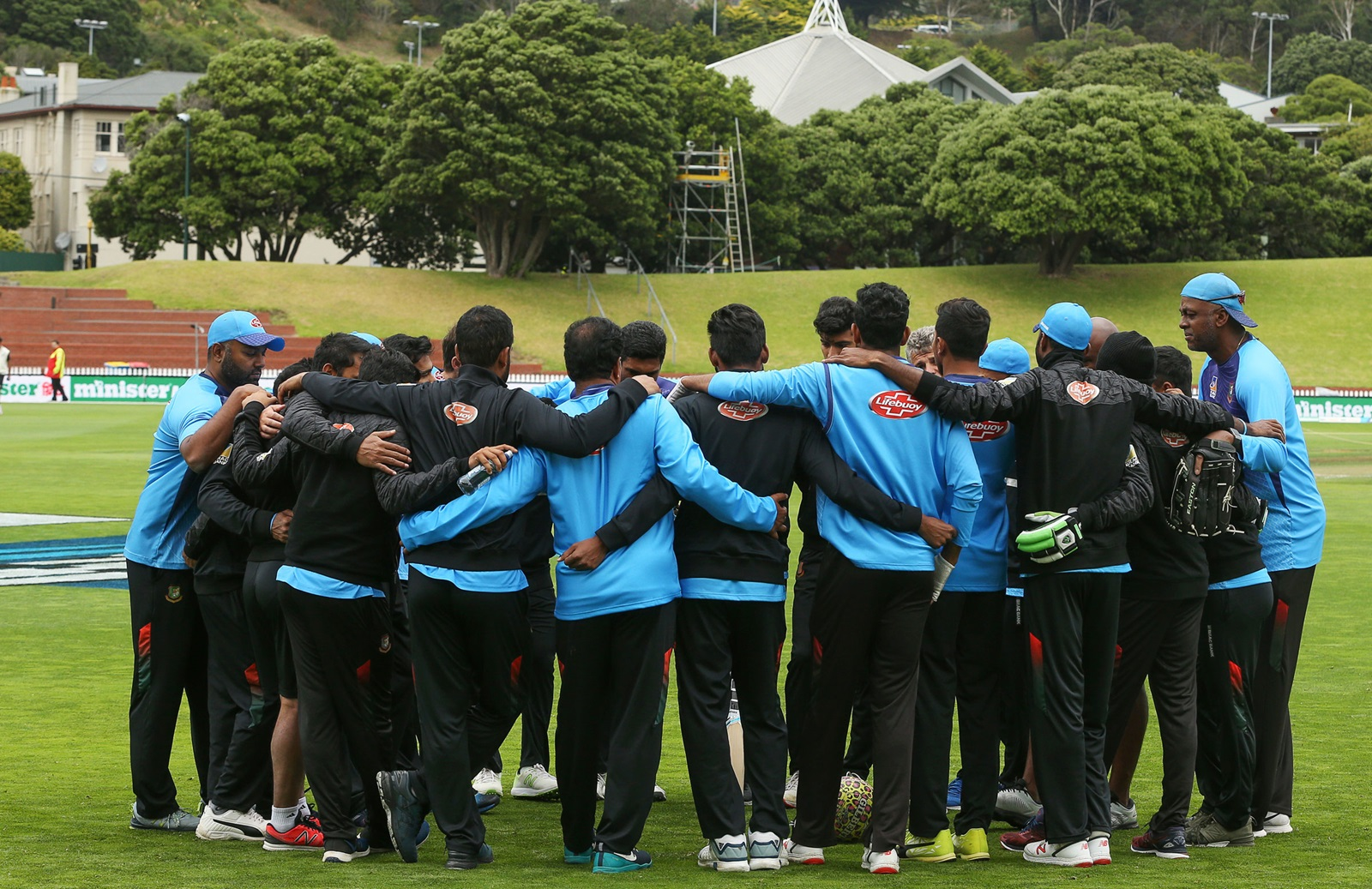 New Zealand Shooting Video Update: Cricketers Escape NZ Mosque Shooting