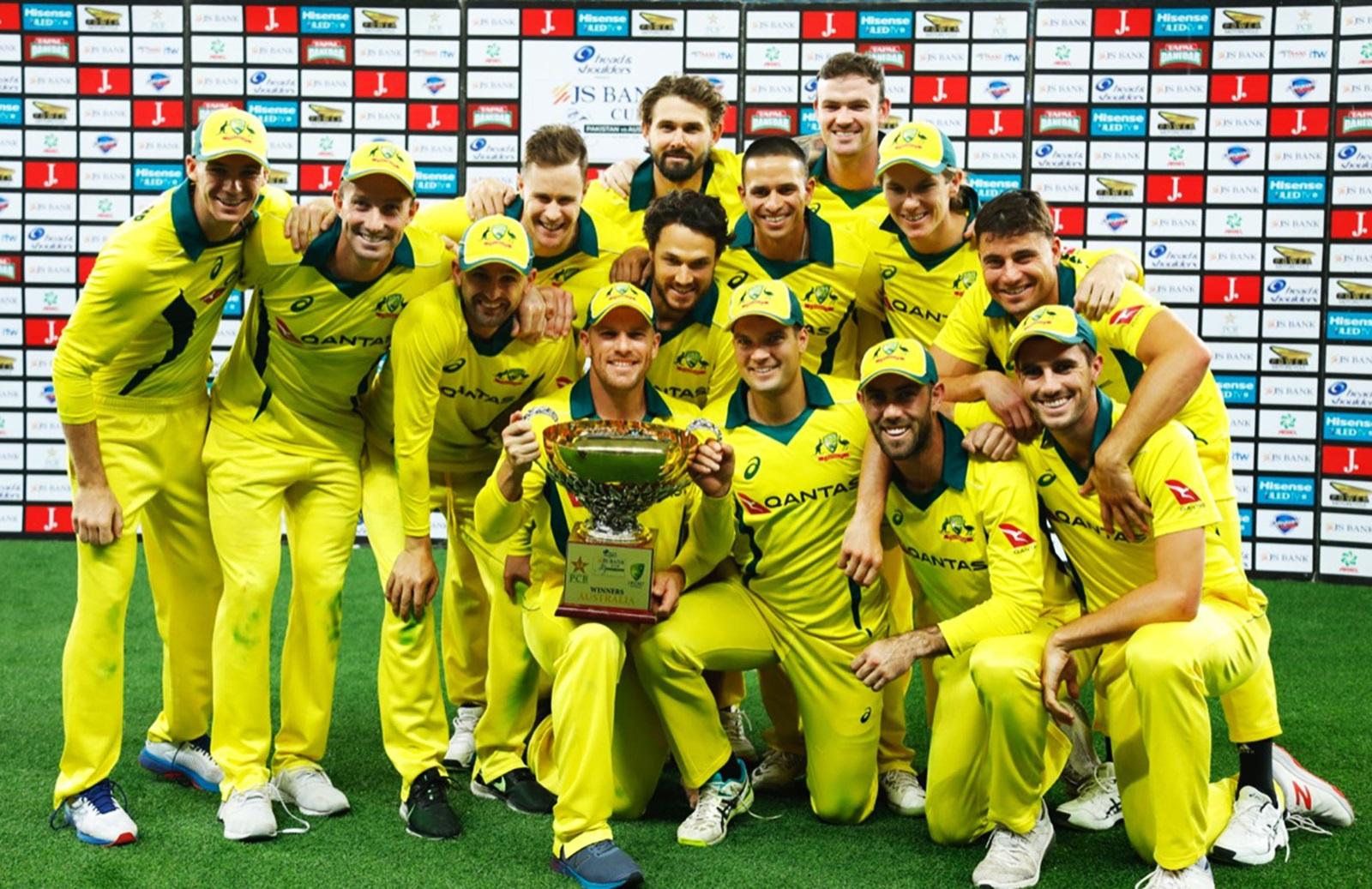 Whitewash! Aussies secure 5-0 sweep | cricket com au