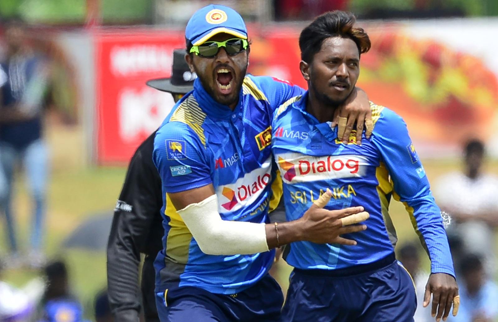 Sri Lanka Surprise With World Cup Squad Cricket Com Au