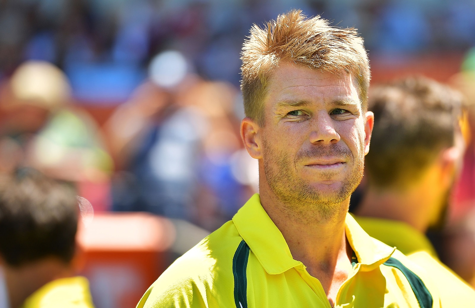 Finch Sounds Warner Warning To Bowlers