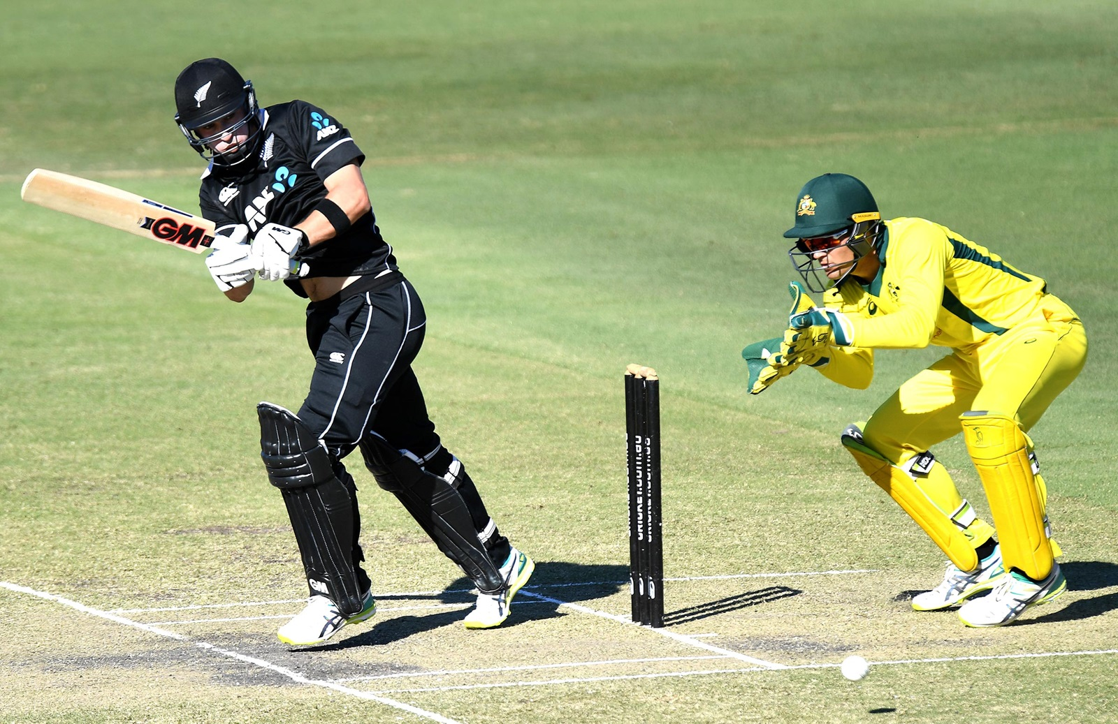 NZ XI chase down Aus XI in game two | cricket com au