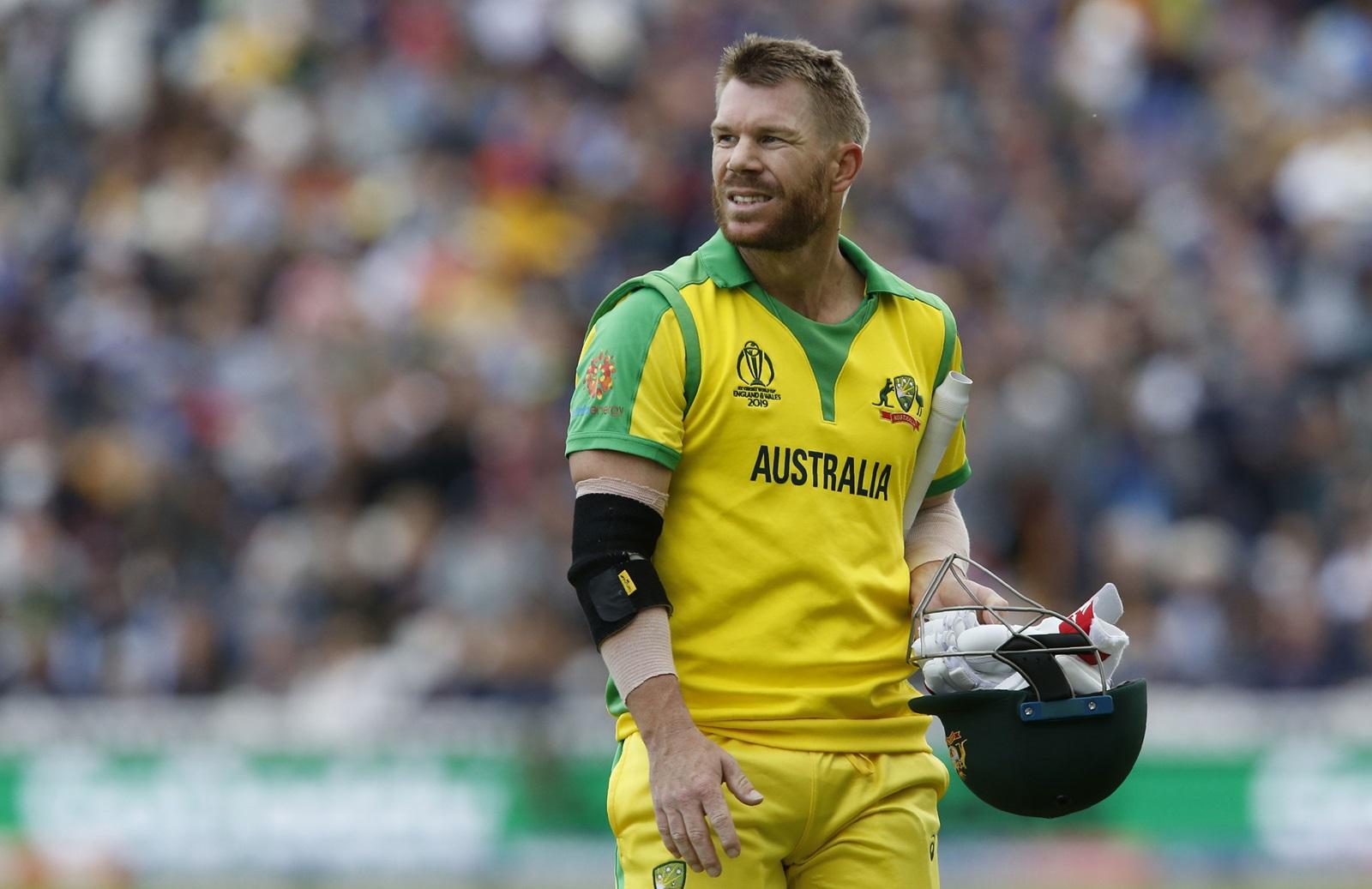 Waugh Tips Warner To Prosper In Knockout Stages Cricket Com Au
