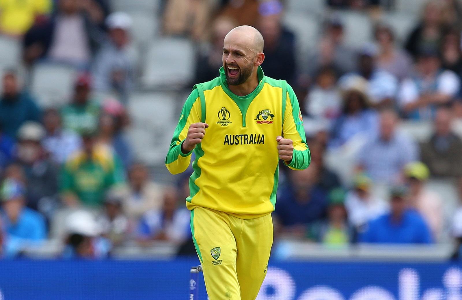 Lyon Lumps Pressure On England For Cut Throat Semi Cricket
