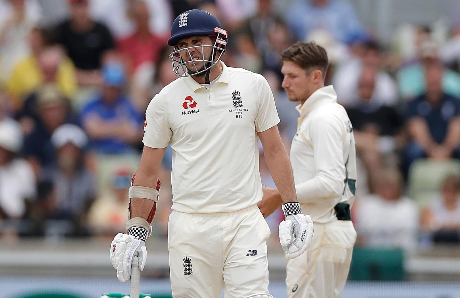 It's official: Anderson won't bowl again in Edgbaston Test   cricket.com.au
