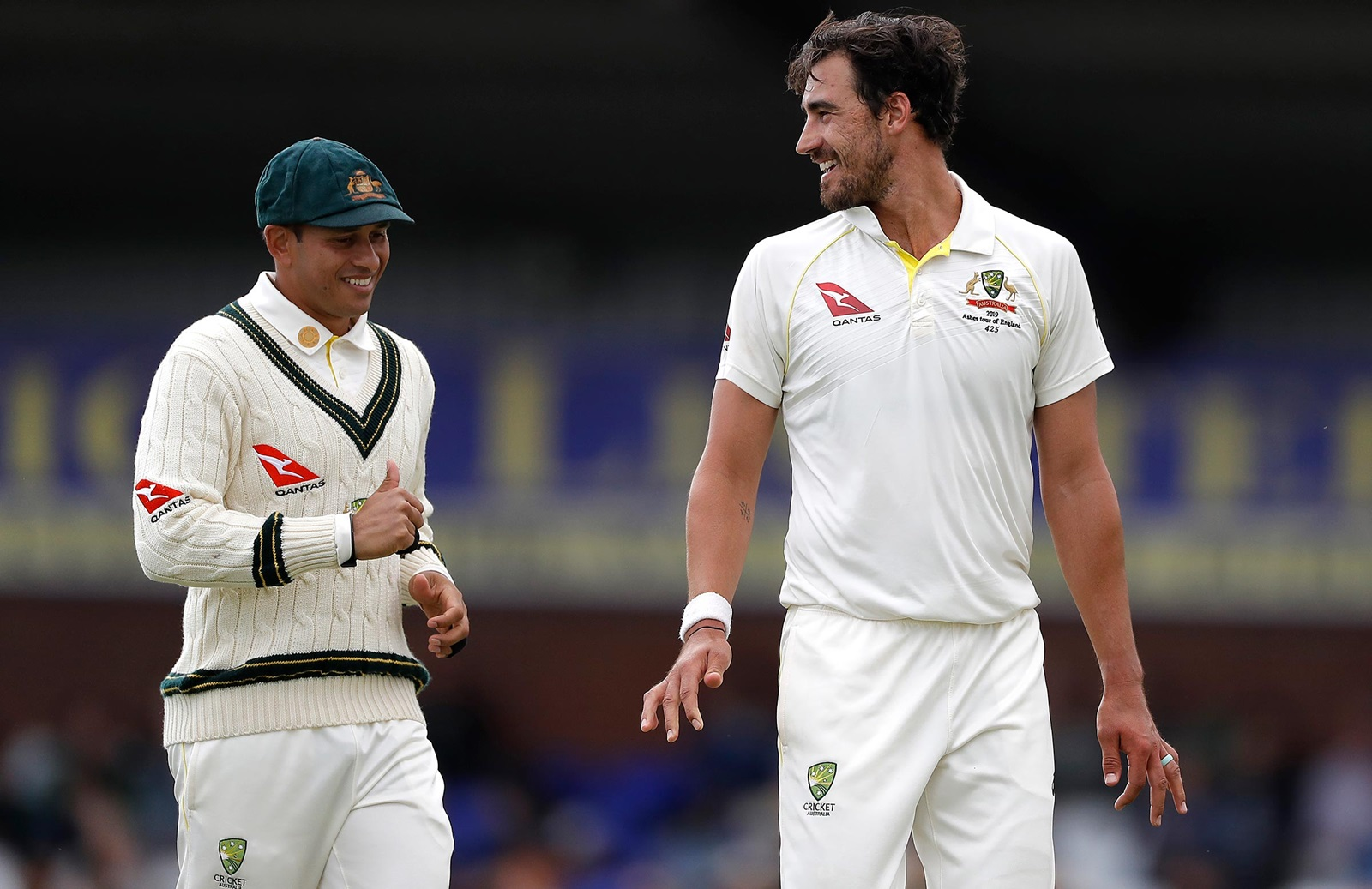 Starc goes to new lengths to push case for Ashes recall