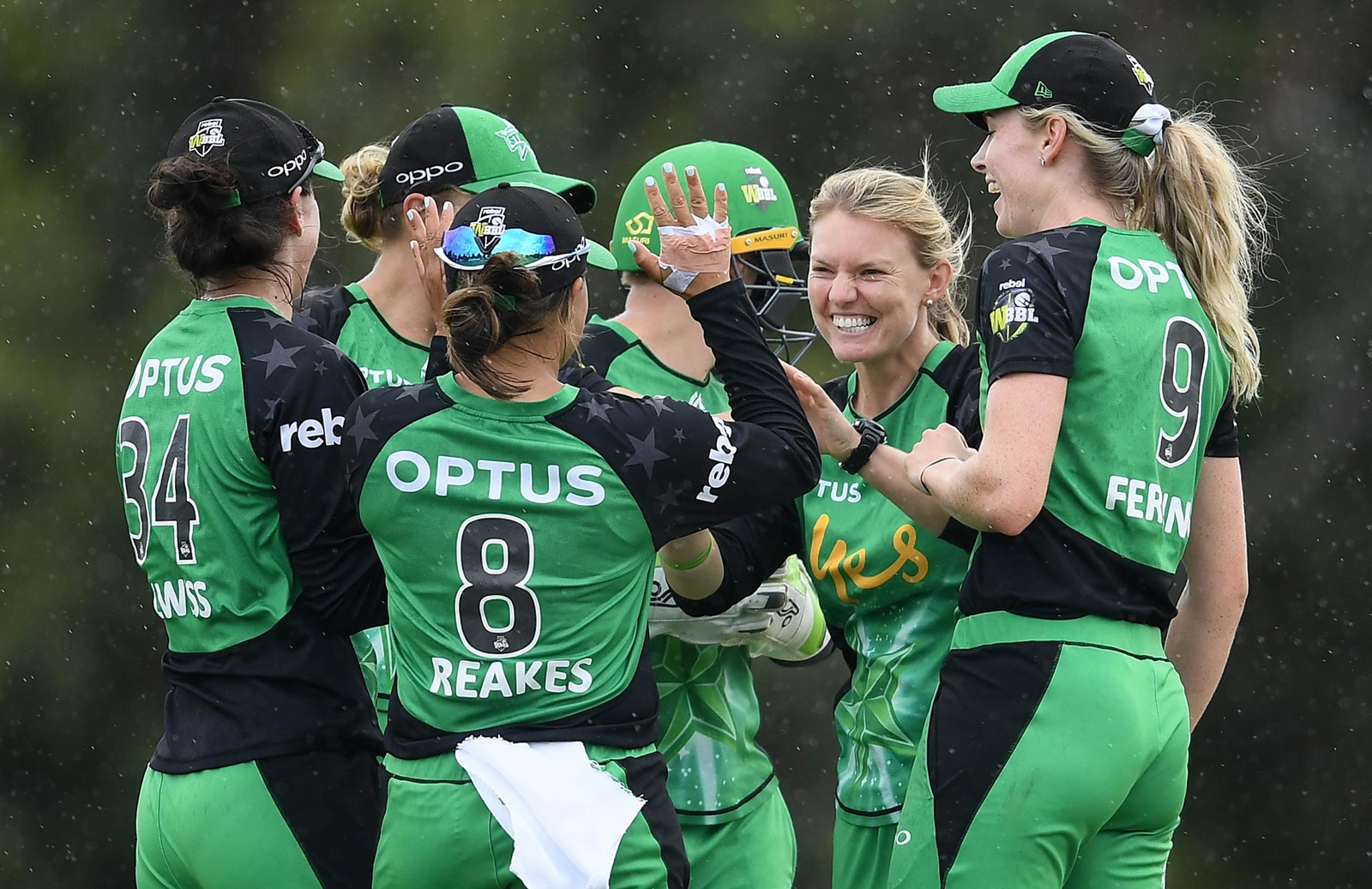 Wbbl 05 Fan S Guide Melbourne Stars Cricket Com Au