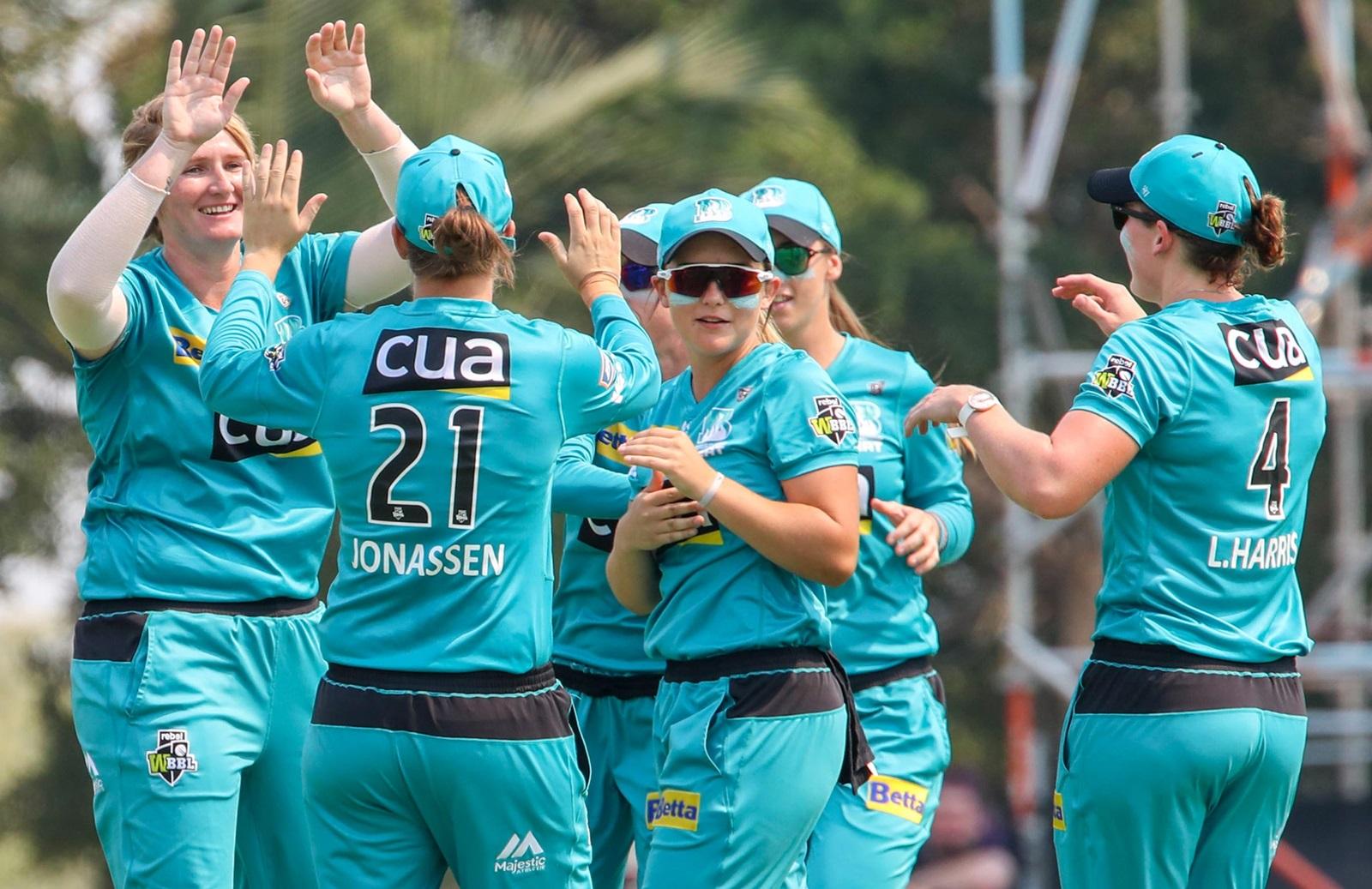 Heat Set Up Strikers Showdown In Wbbl Final Cricket Com Au