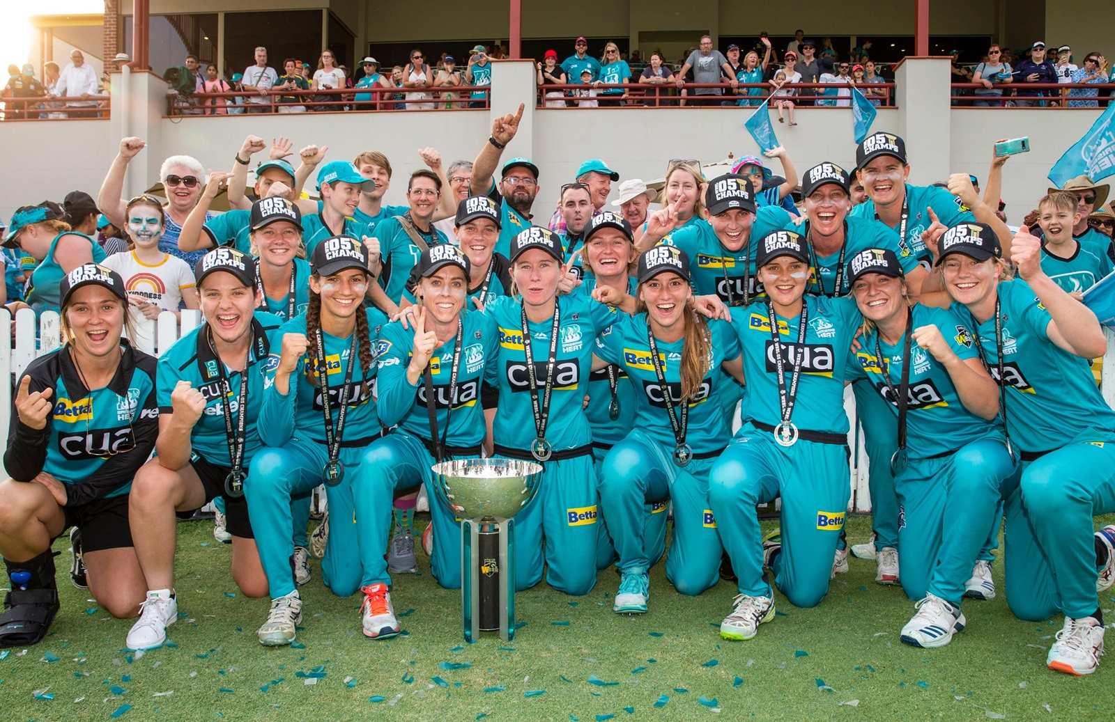 Wbbl To Claim More Tv Spotlight In New Schedule Cricket Com Au