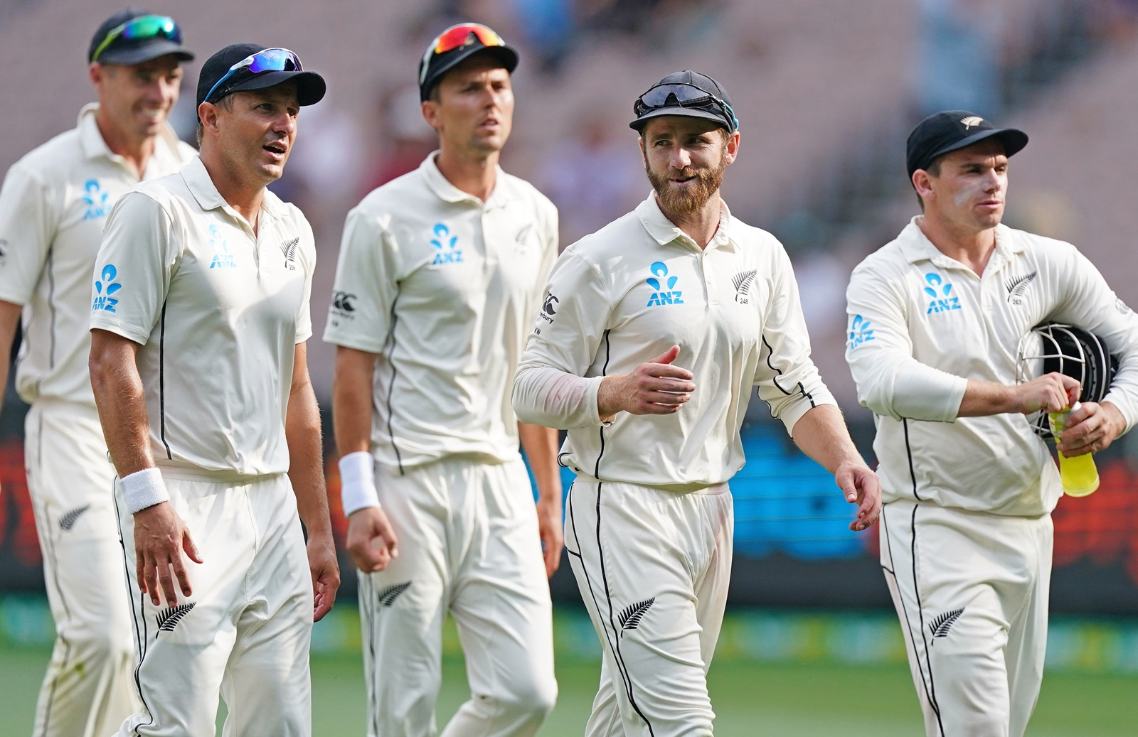 Black Caps sweating on Williamson's fitness | cricket.com.au