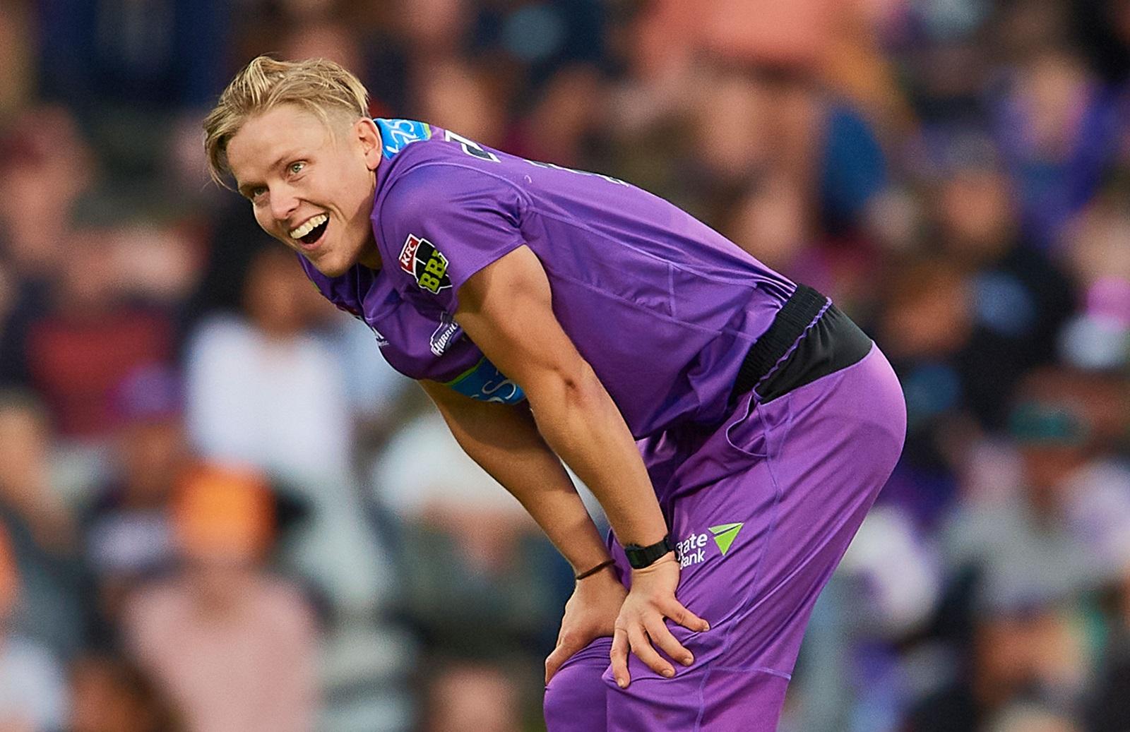 Ellis' journey from labourer to BBL's death-overs king | cricket.com.au