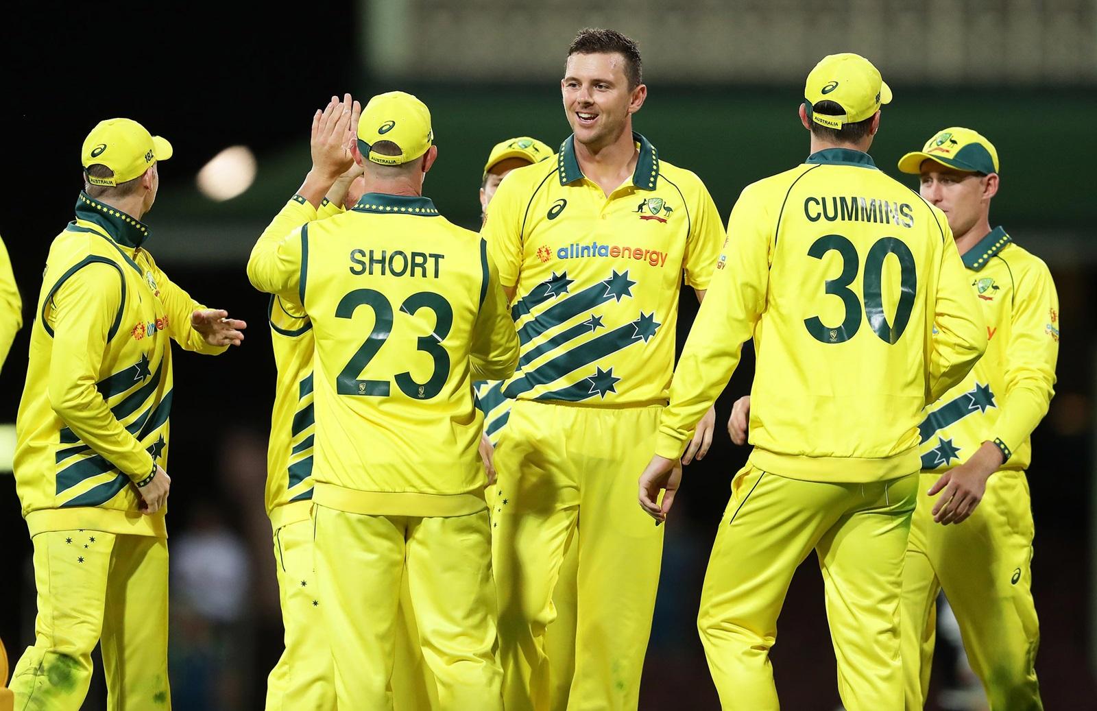 Australia S Clinical Efforts Keep New Zealand Contained Cricket Com Au