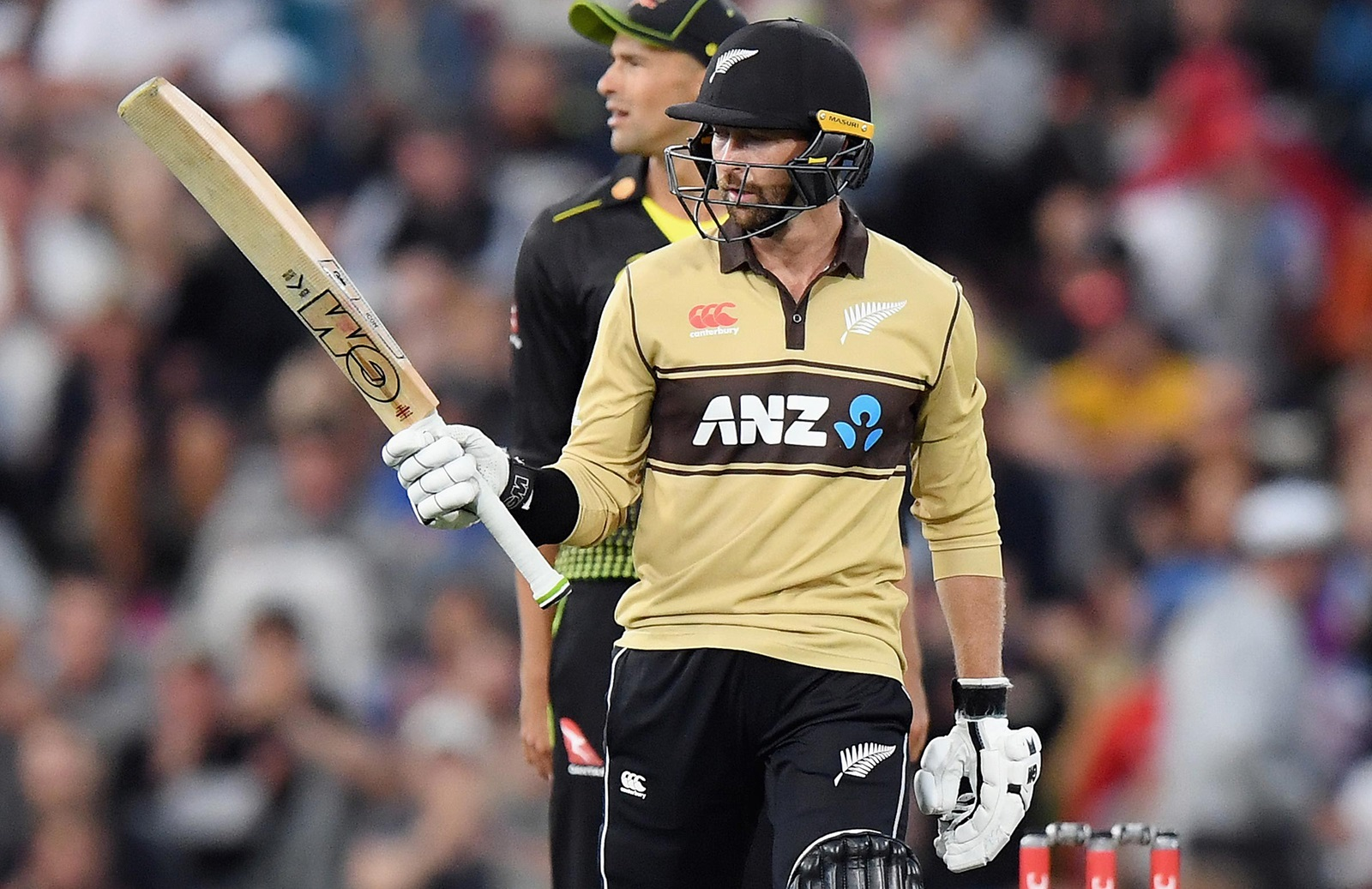 Conway rises from club cricketer to Black Caps ace