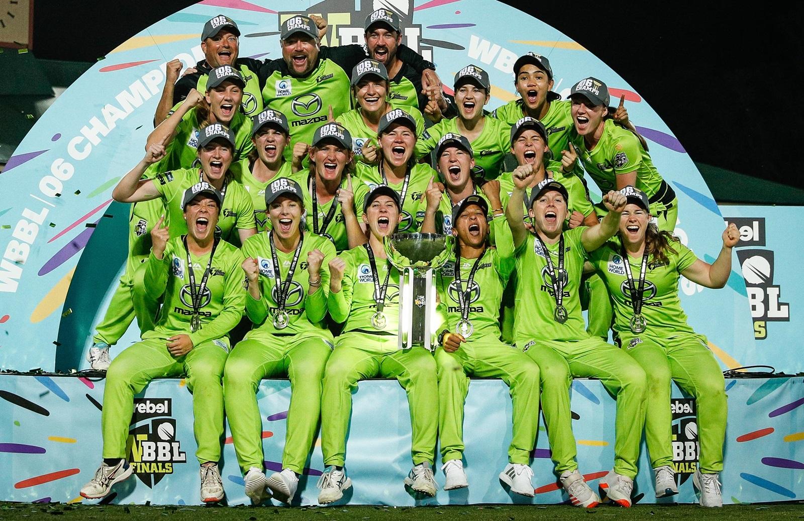 More televised games highlight WBBL 07 fixture   cricket.com.au