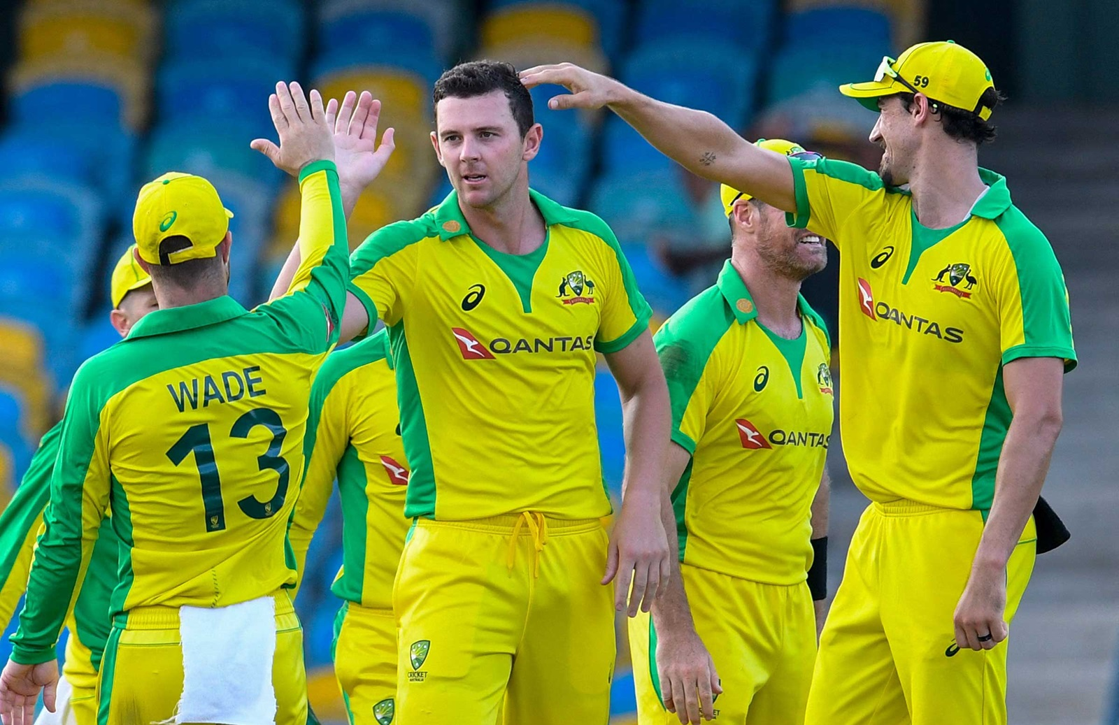 Hazlewood front runner for pace spots in Aussie squeeze – cricket.com.au