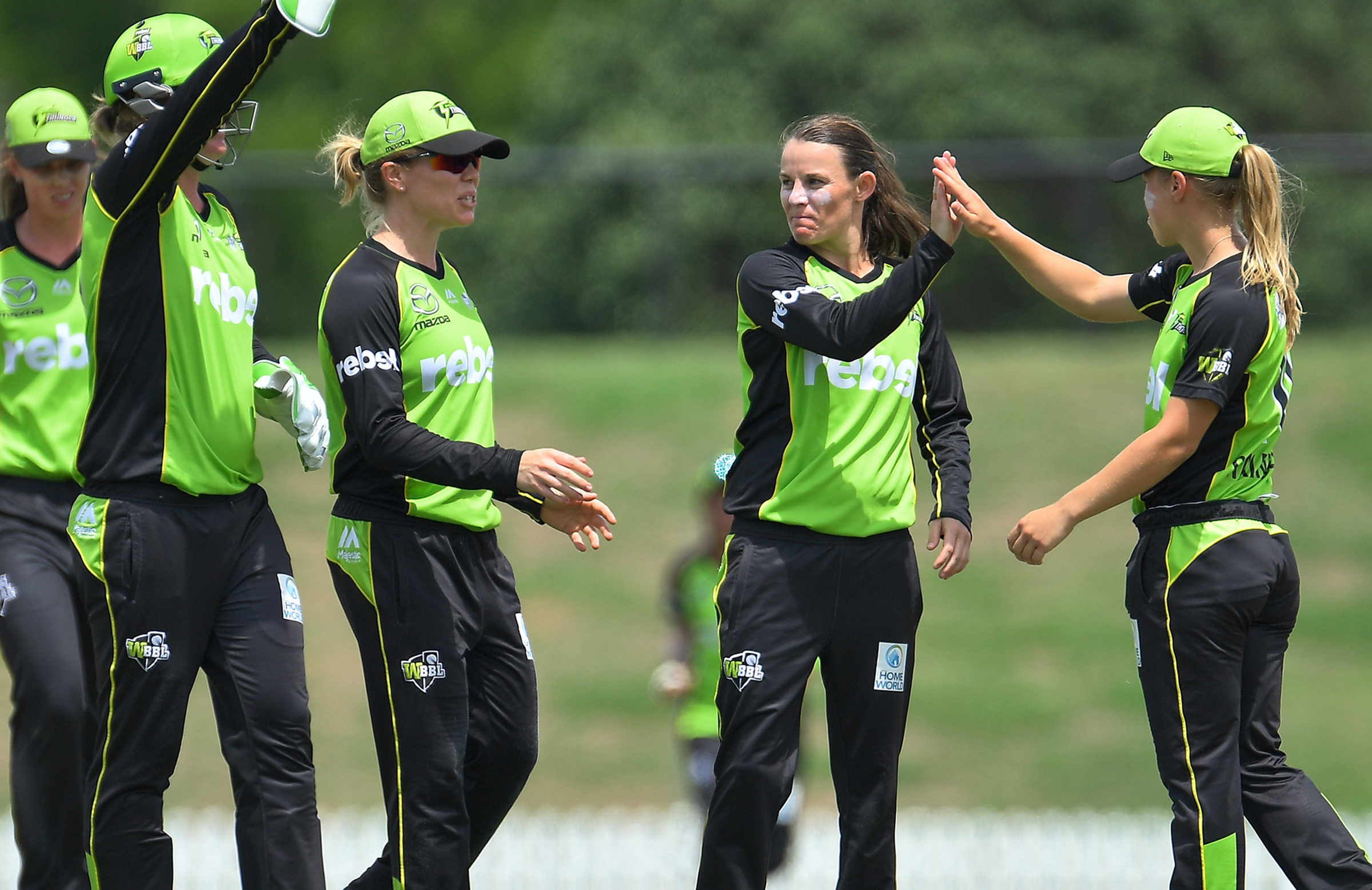Erin Osborne will look for a big summer with new club Melbourne Stars // Getty