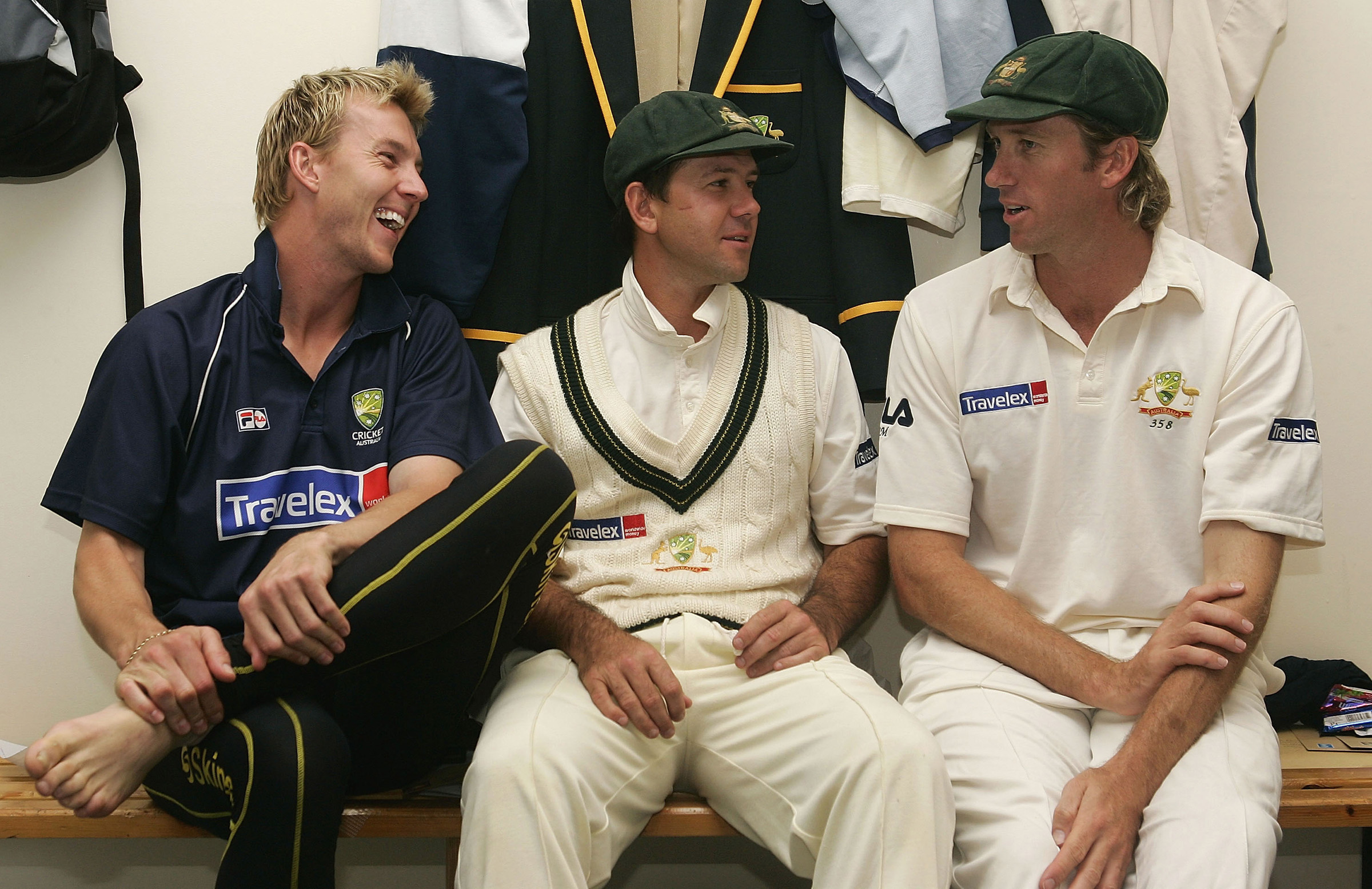 Lee, Ponting and McGrath reflect on the drawn third Test // Getty