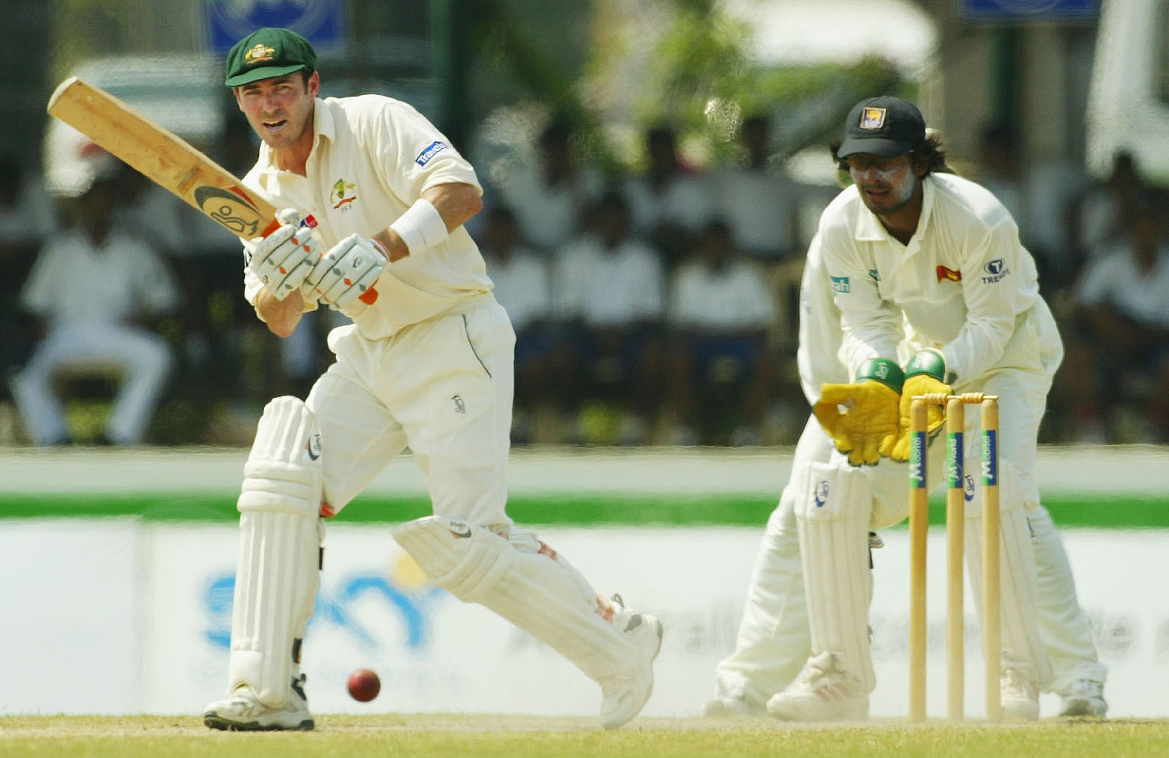 Martyn enjoyed a brilliant 2004 on the subcontinent // Getty