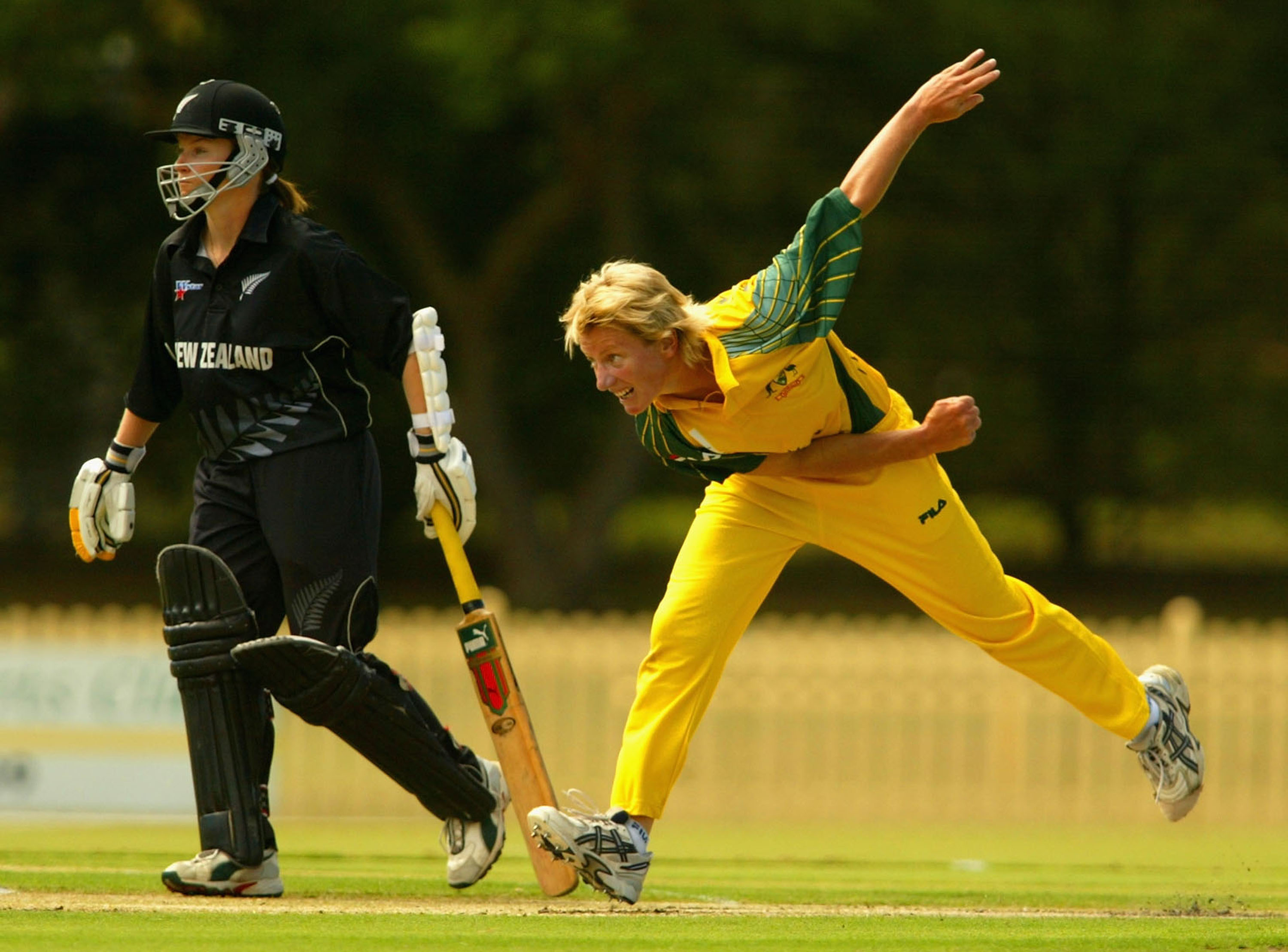 Cathryn Fitzpatrick's record stood for more than a decade // Getty