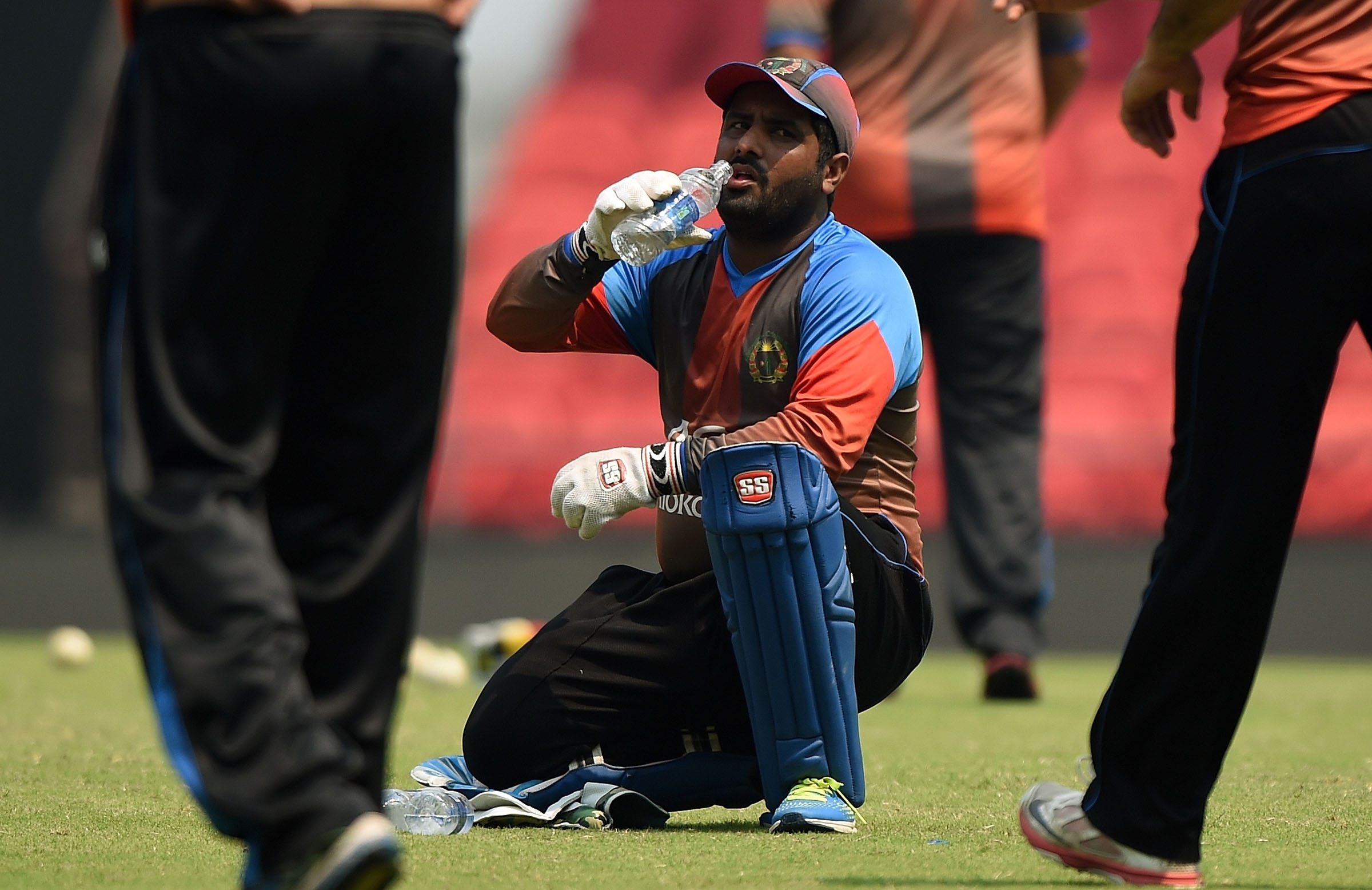 Mohammad Shahzad has been fined by the ACB // Getty
