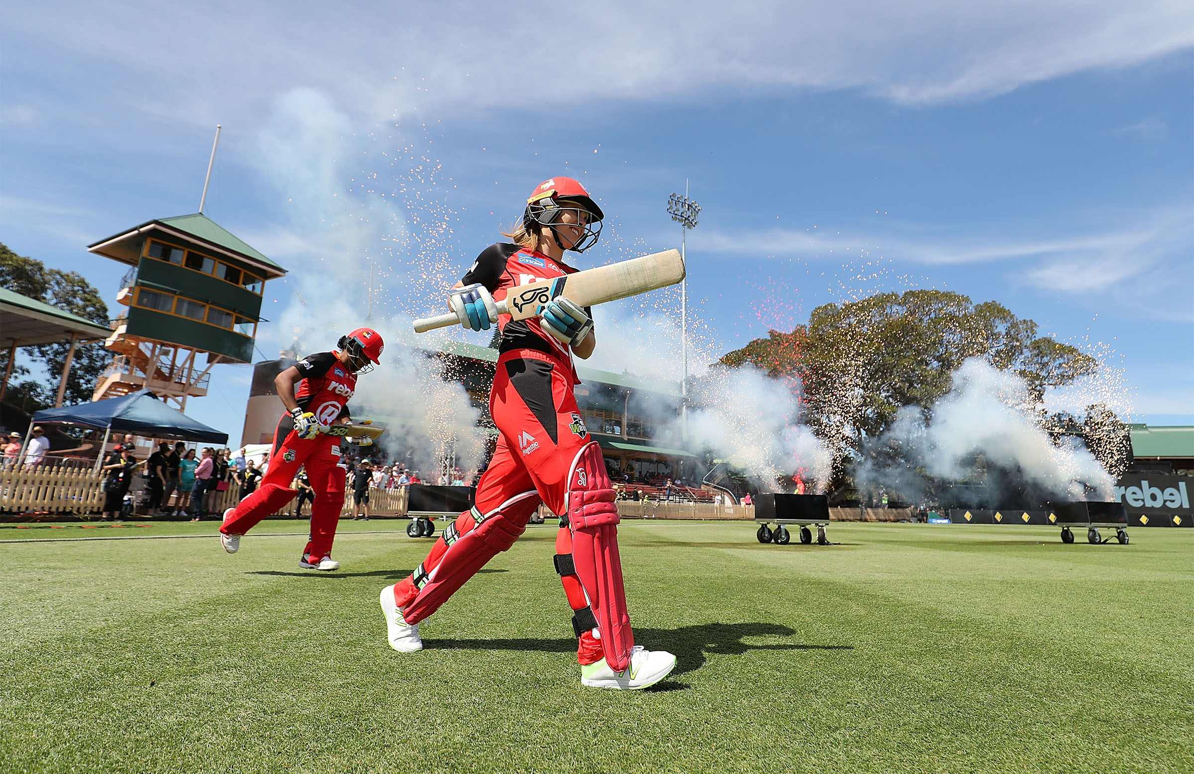 The WBBL is set for more carnival-style weekends // Getty