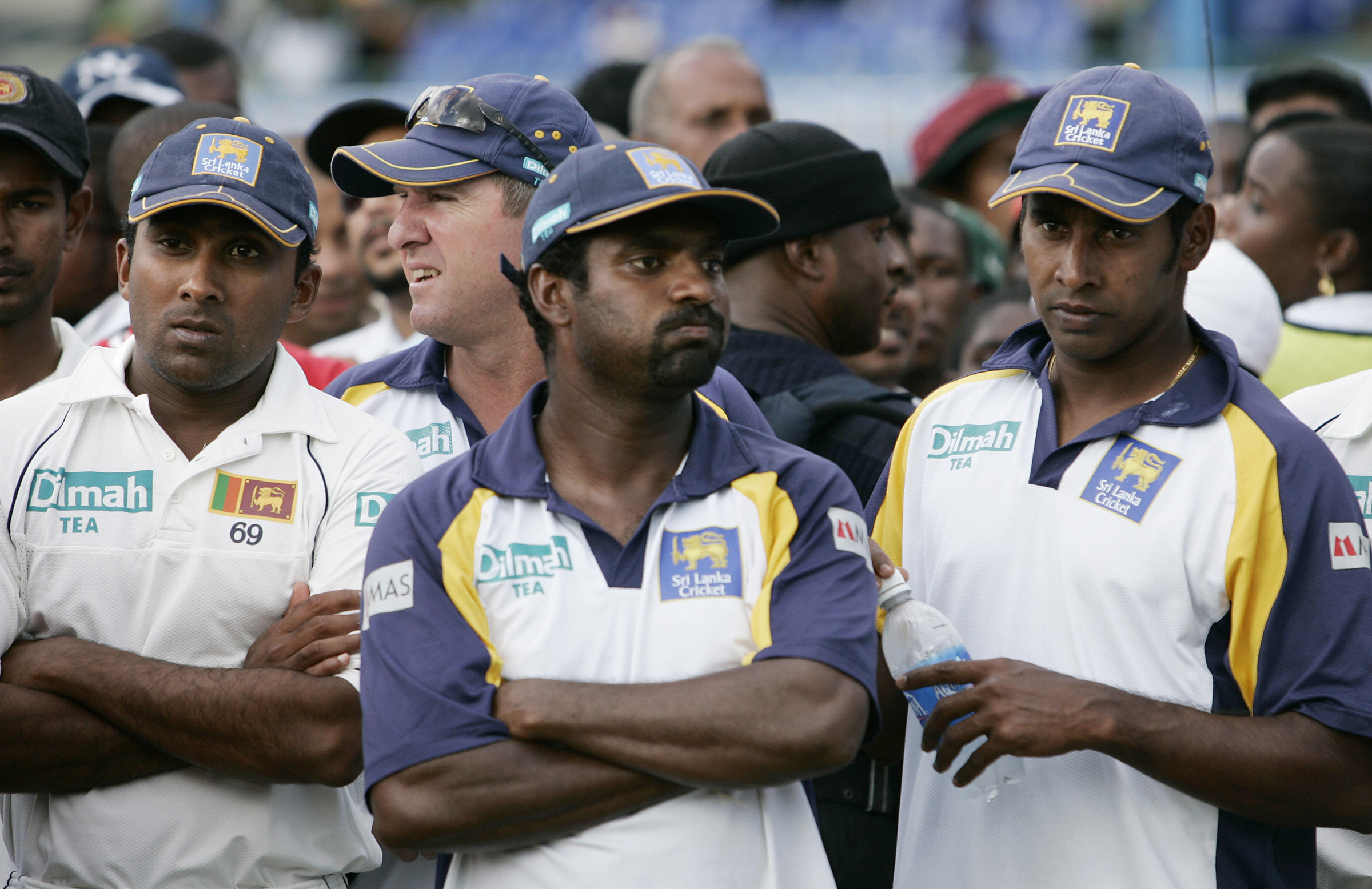 Sri Lanka haven't played a Test in the Caribbean since 2008 // Getty