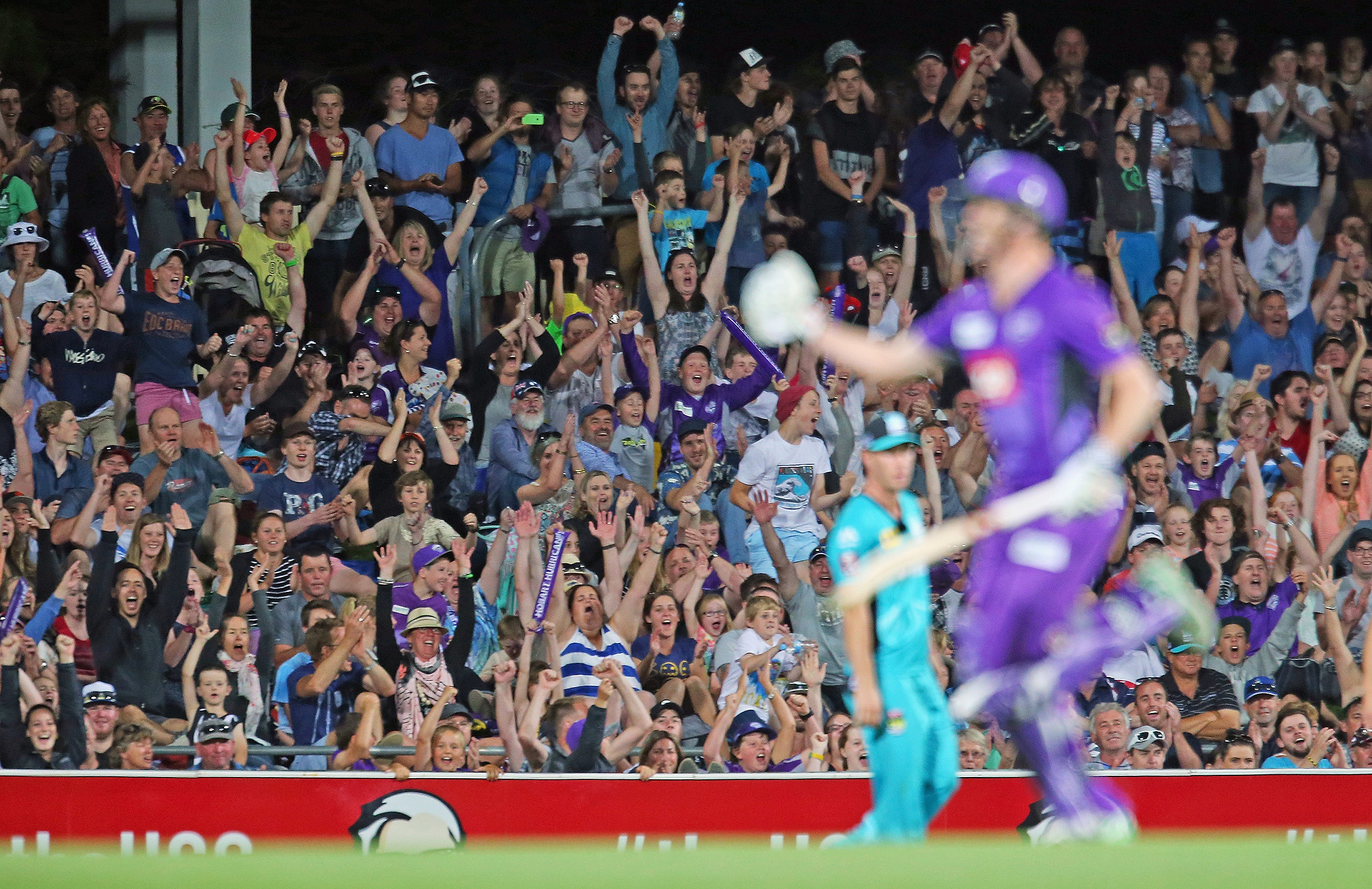 The BBL has been expanded to a full home-and-away season // Getty